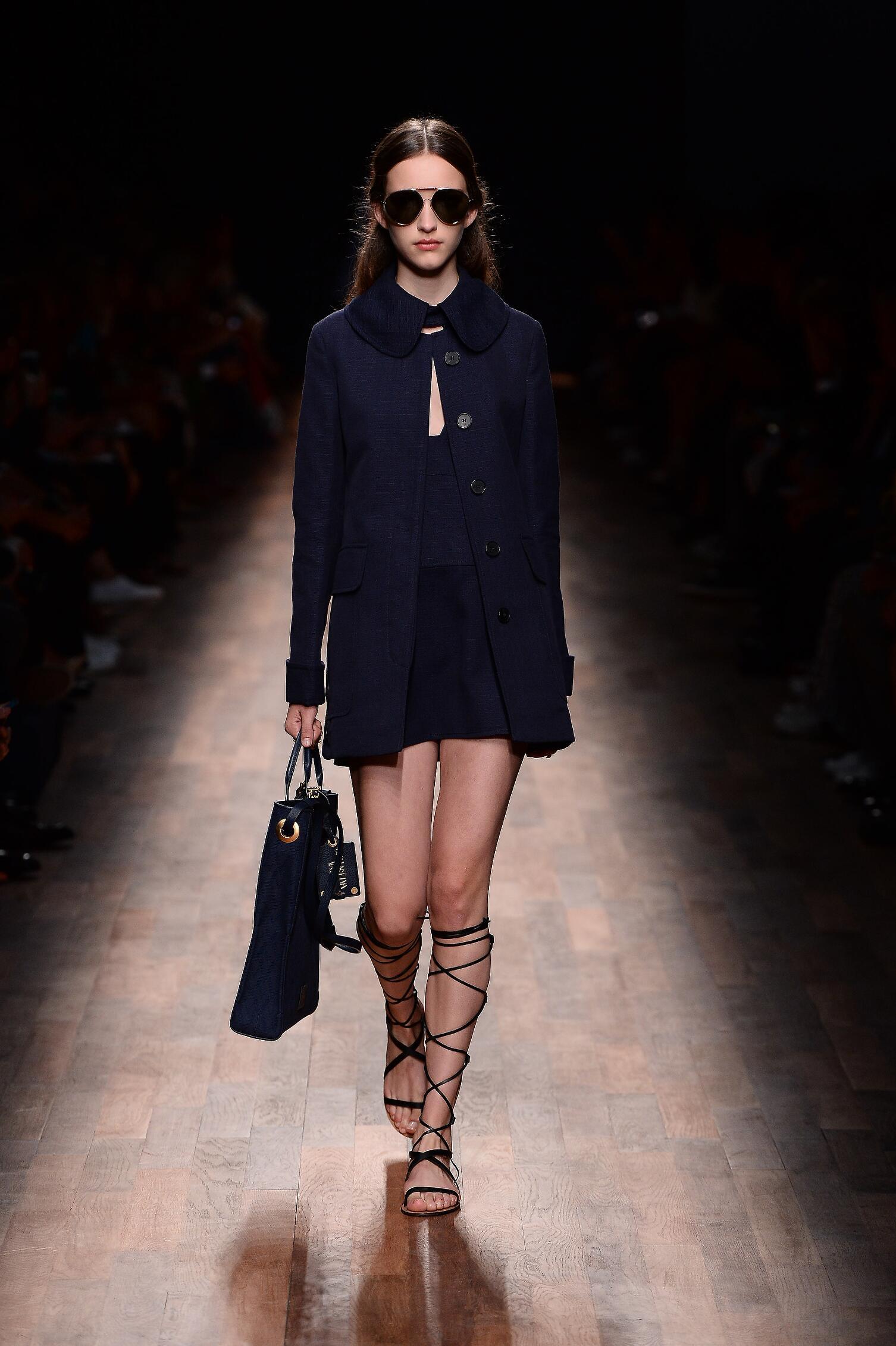 SS 2015 Valentino Fashion Show