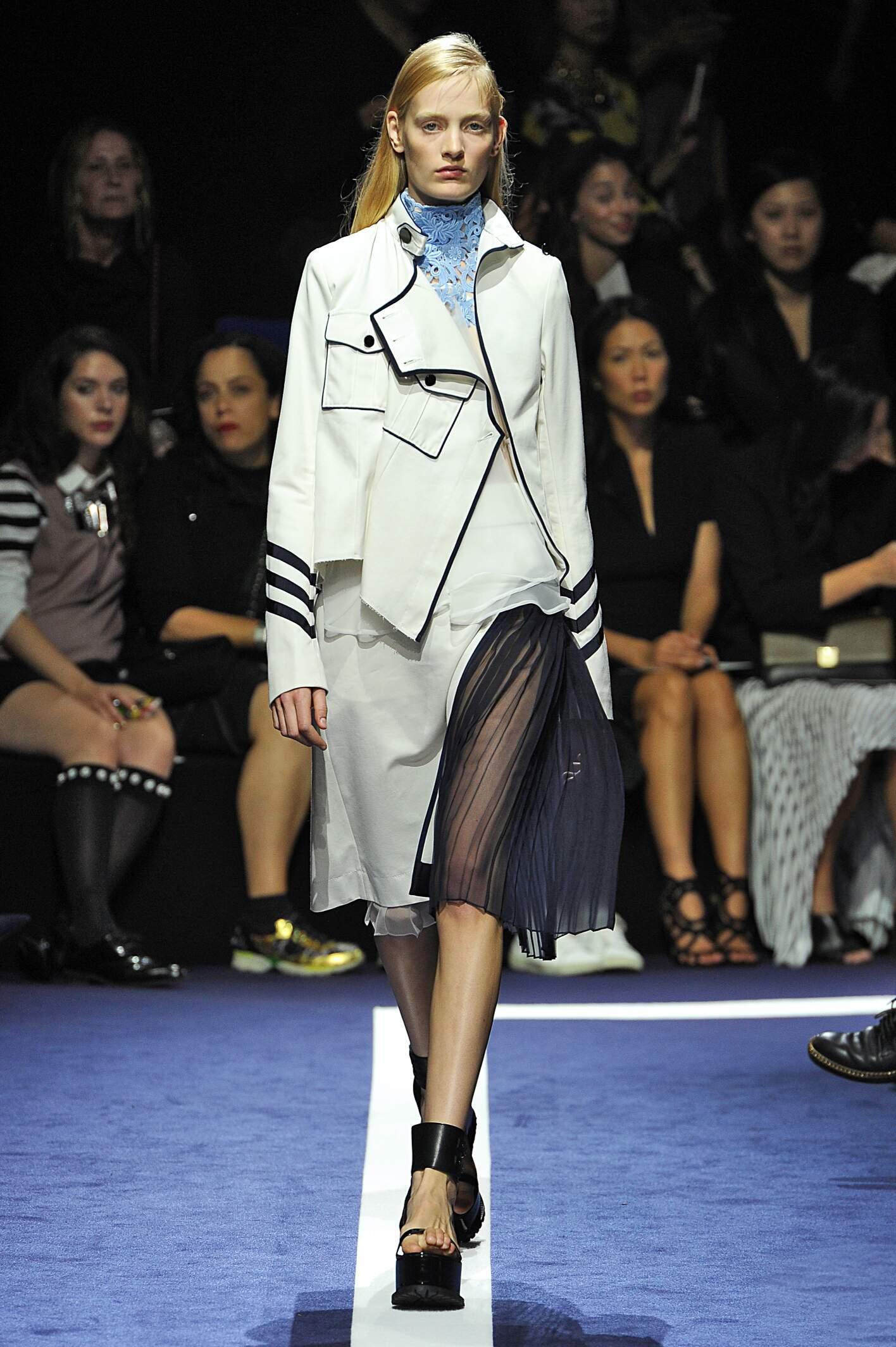 Sacai Fashion Show