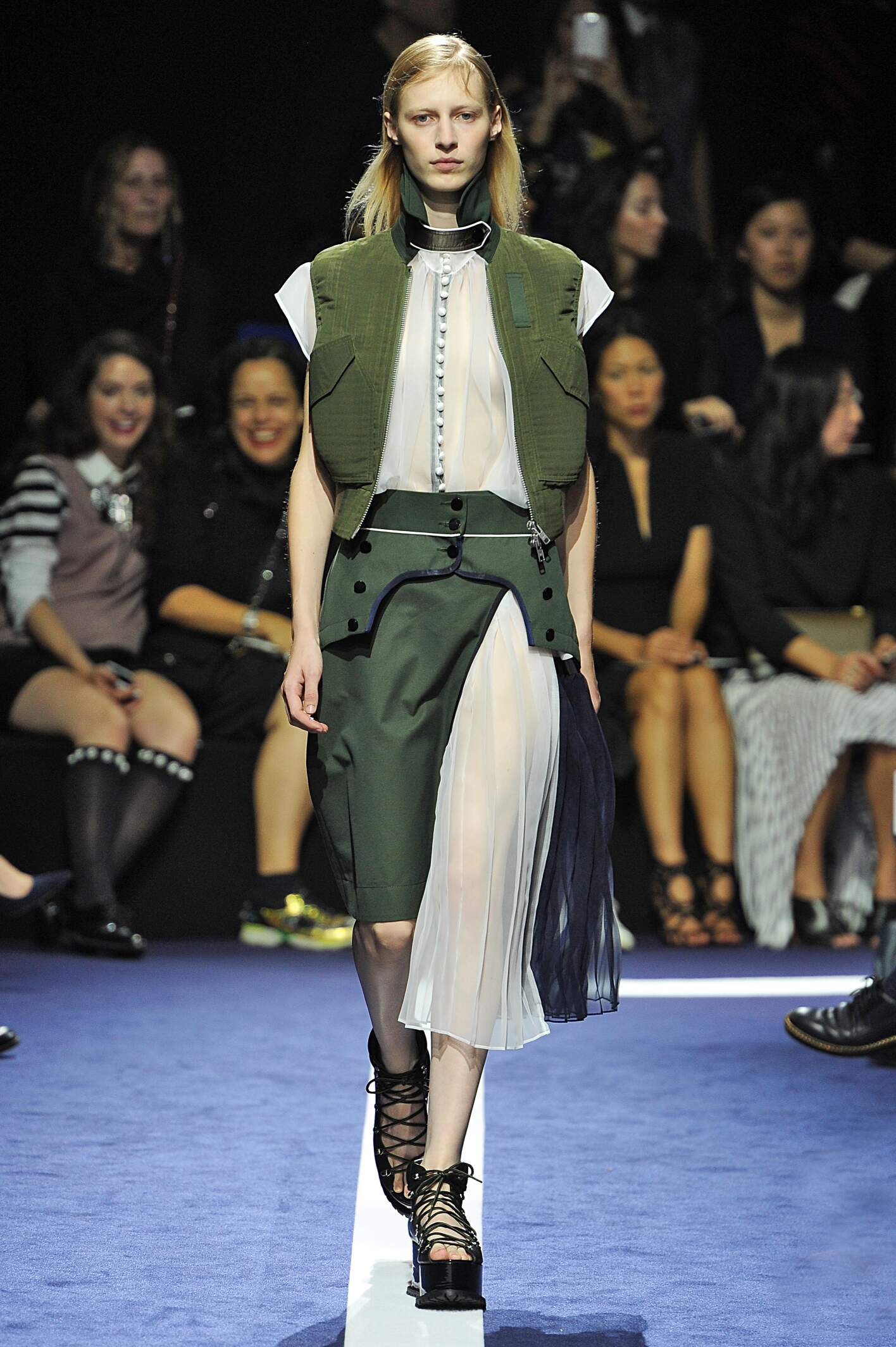 Sacai Spring Summer 2015 Womens Collection Paris Fashion Week