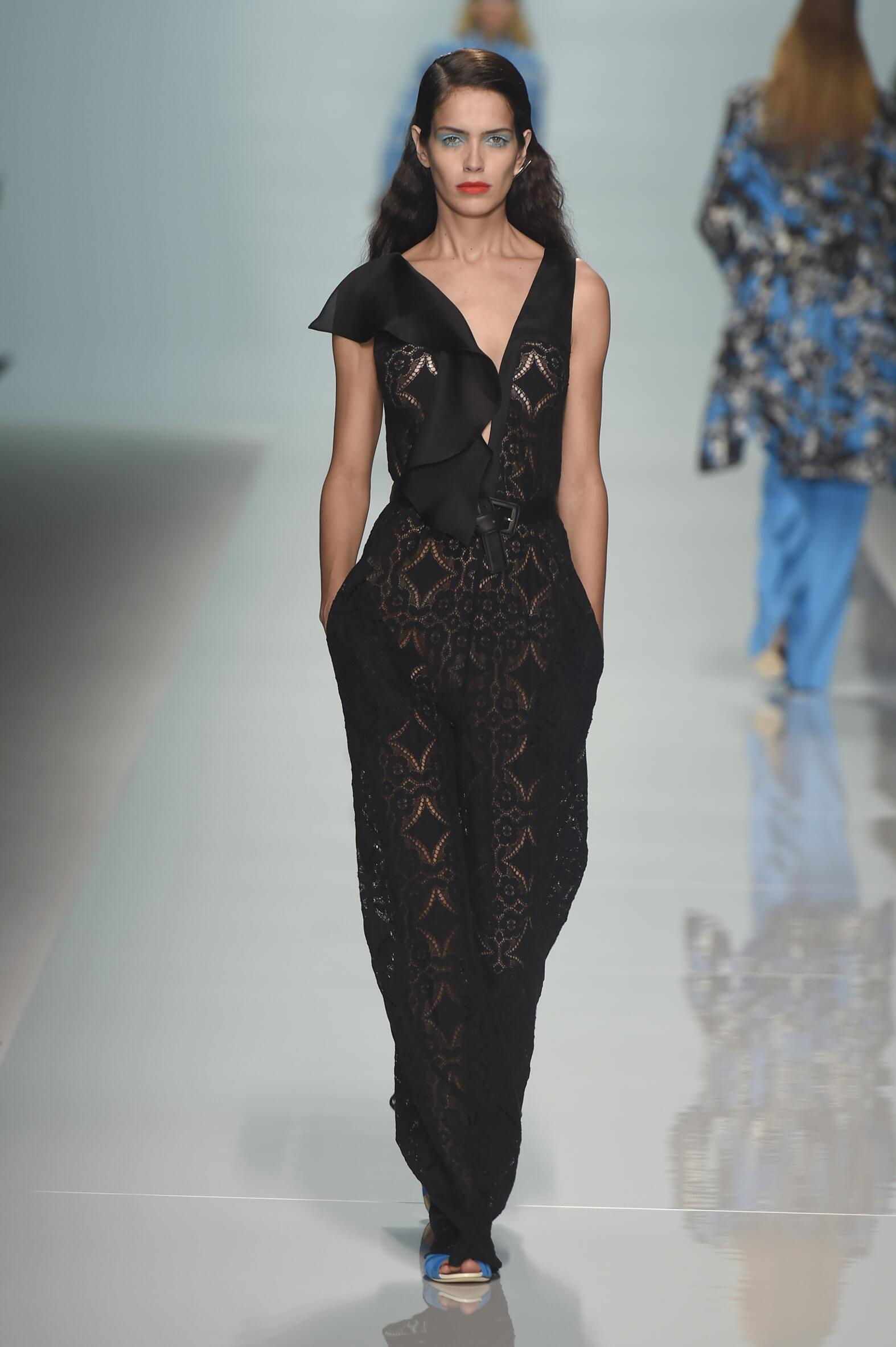 Spring 2015 Fashion Trends Emanuel Ungaro
