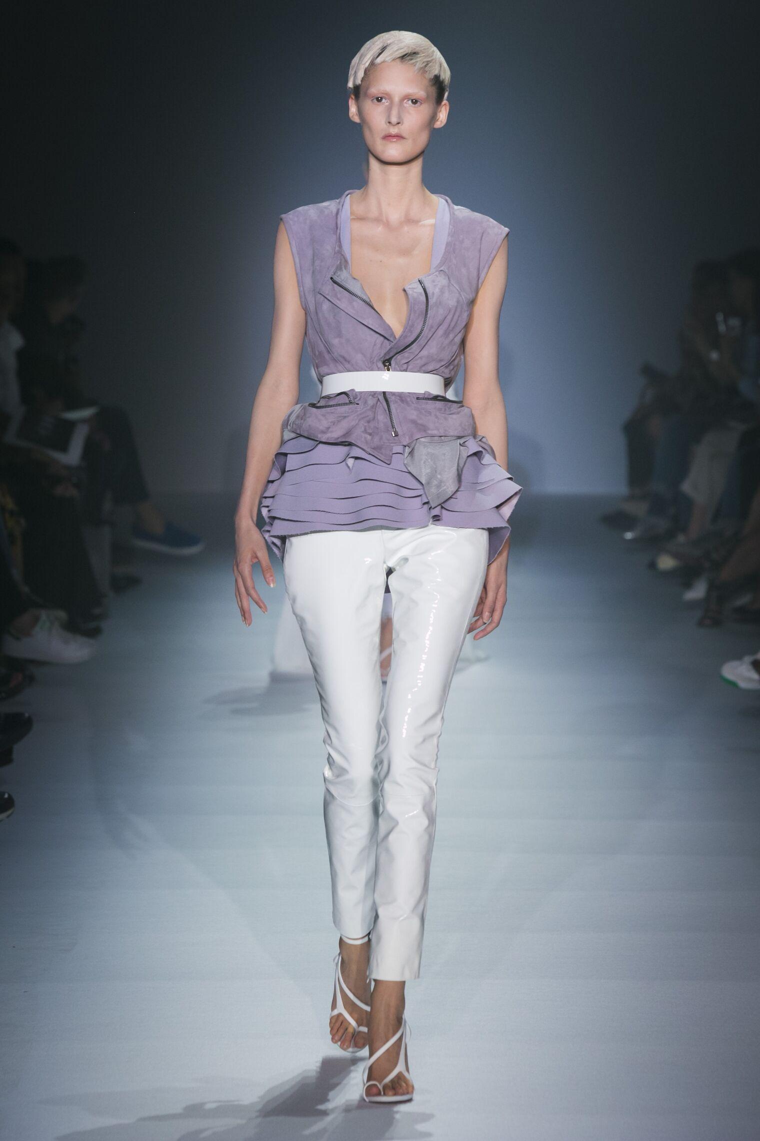 Spring 2015 Fashion Trends Haider Ackermann