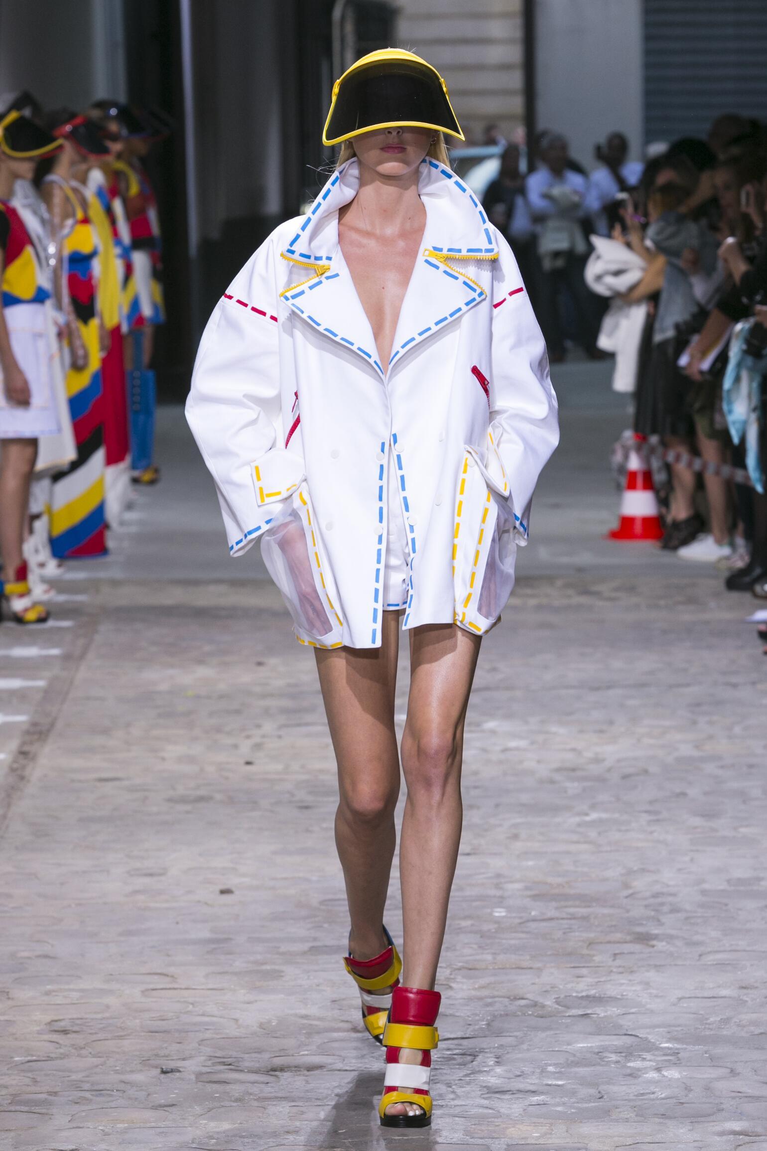 Spring 2015 Fashion Trends Jean-Charles de Castelbajac
