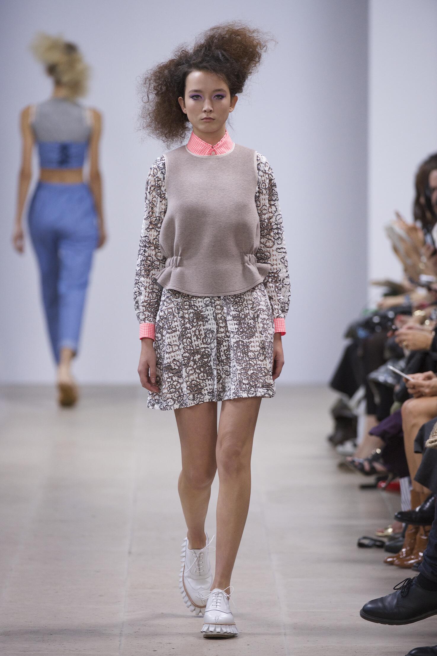 Spring 2015 Fashion Trends Julien David