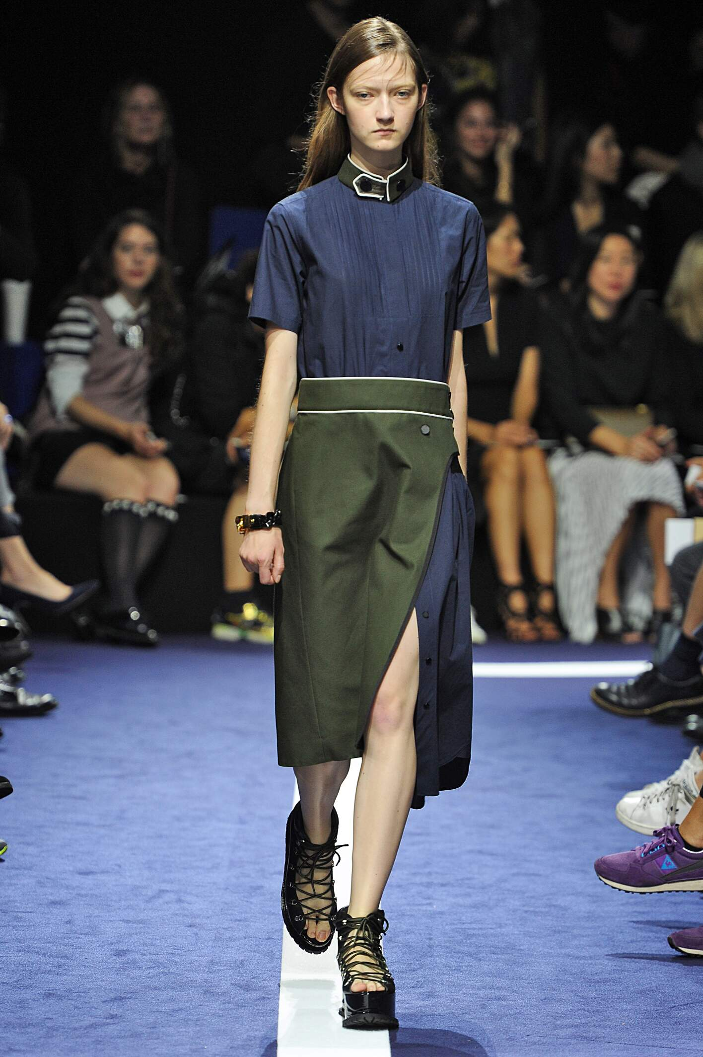 Spring 2015 Fashion Trends Sacai