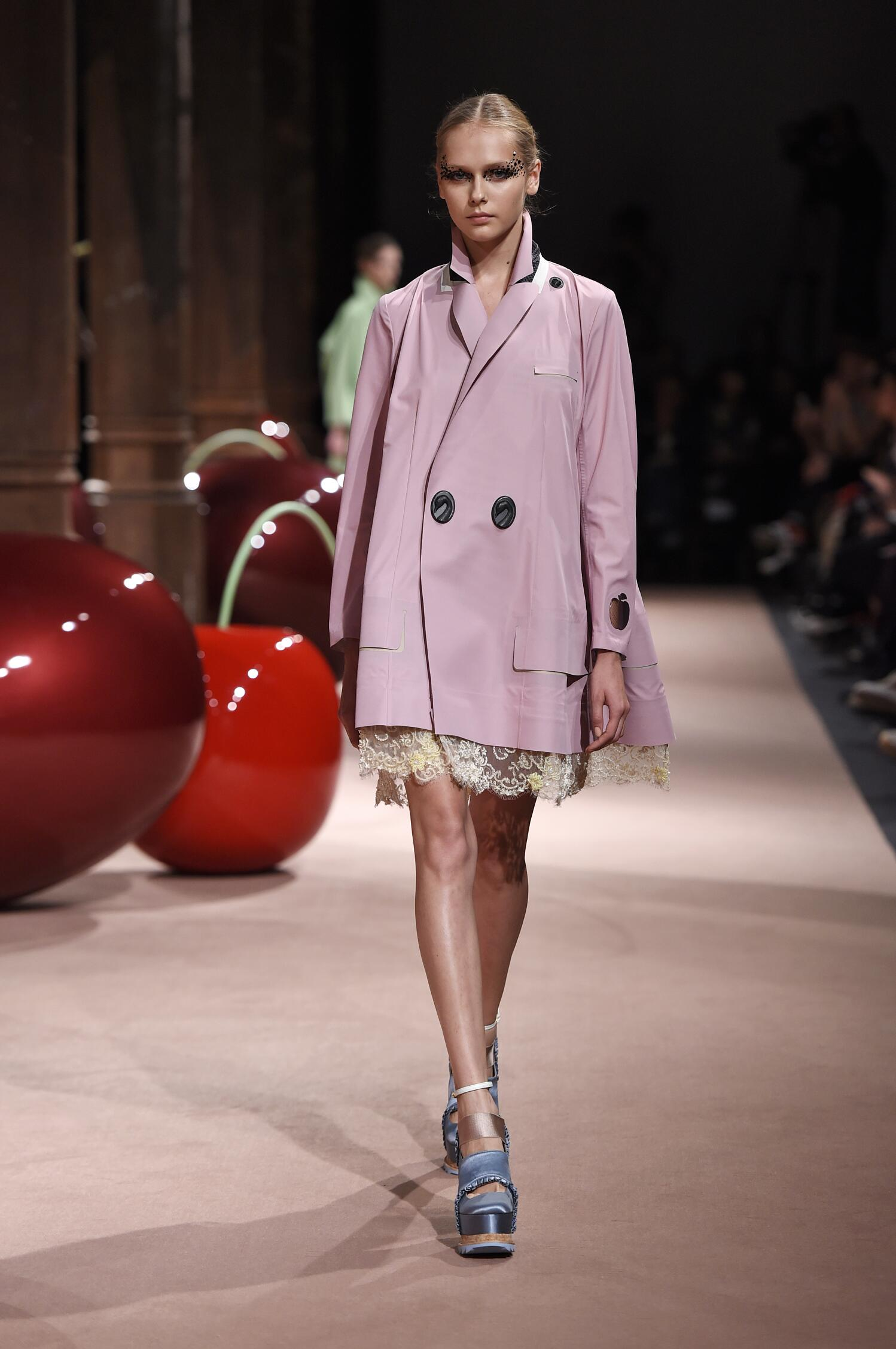 Spring 2015 Fashion Trends Undercover