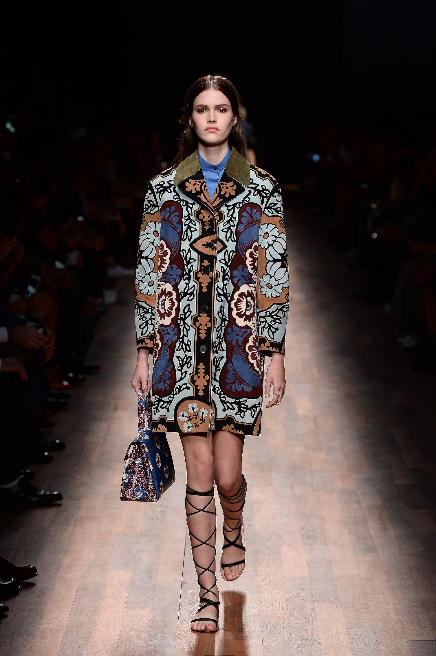 Spring 2015 Fashion Trends Valentino