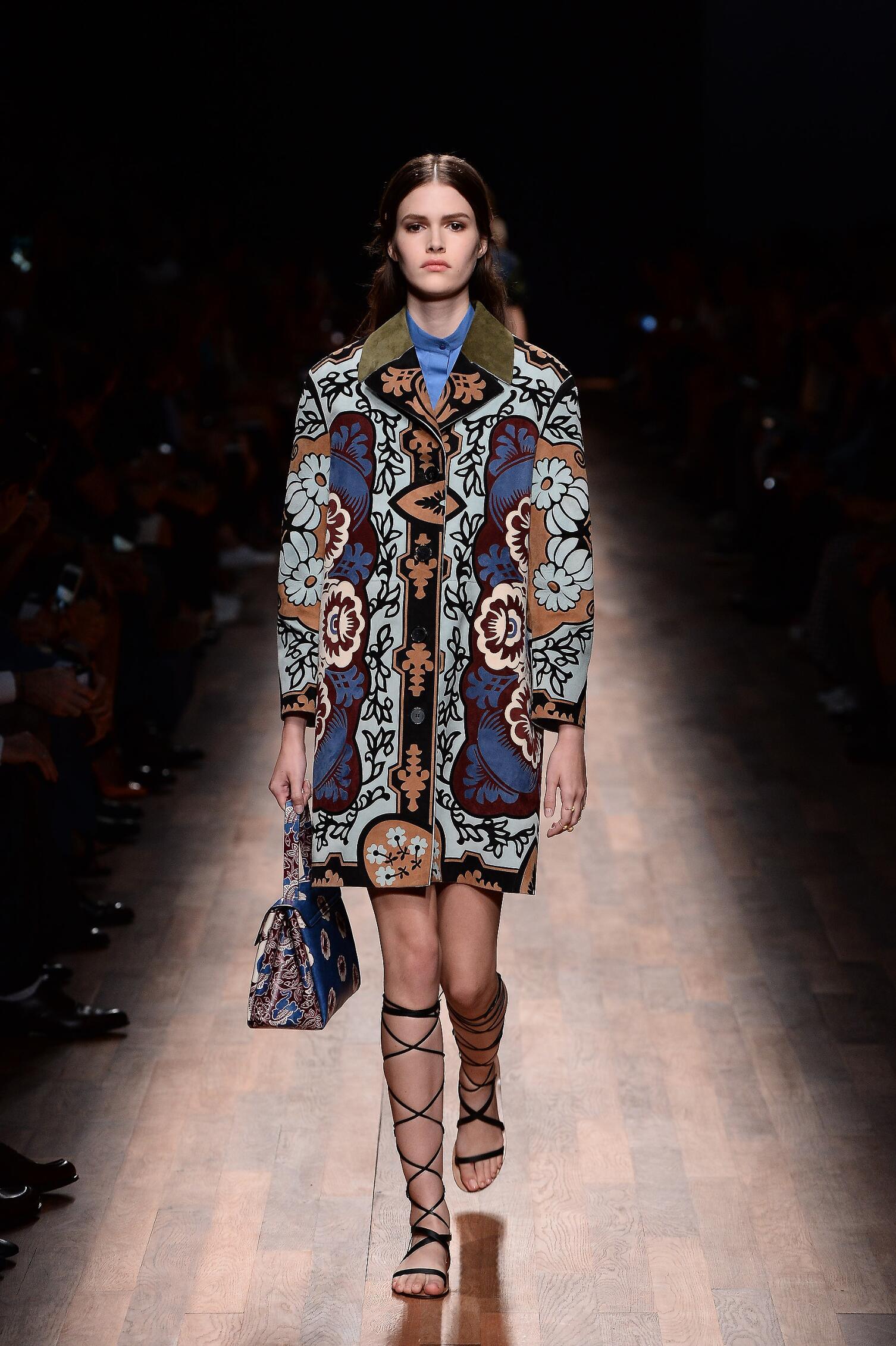 Spring 2015 Fashion Trends Valentino