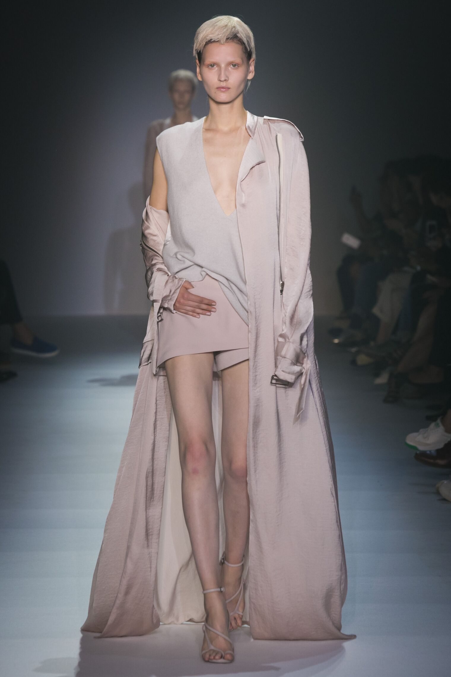 Spring 2015 Woman Fashion Show Haider Ackermann