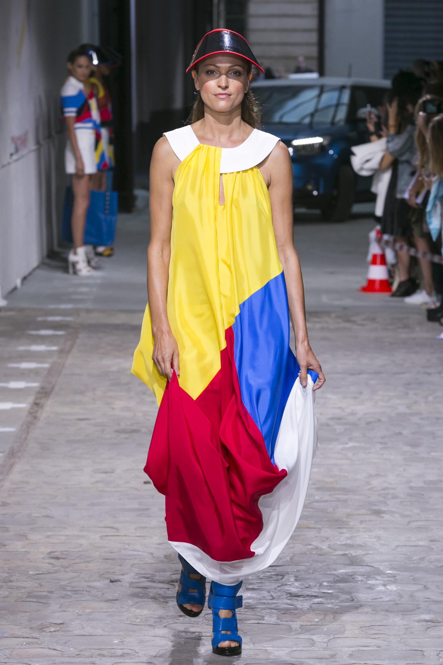 Spring 2015 Woman Fashion Show Jean-Charles de Castelbajac