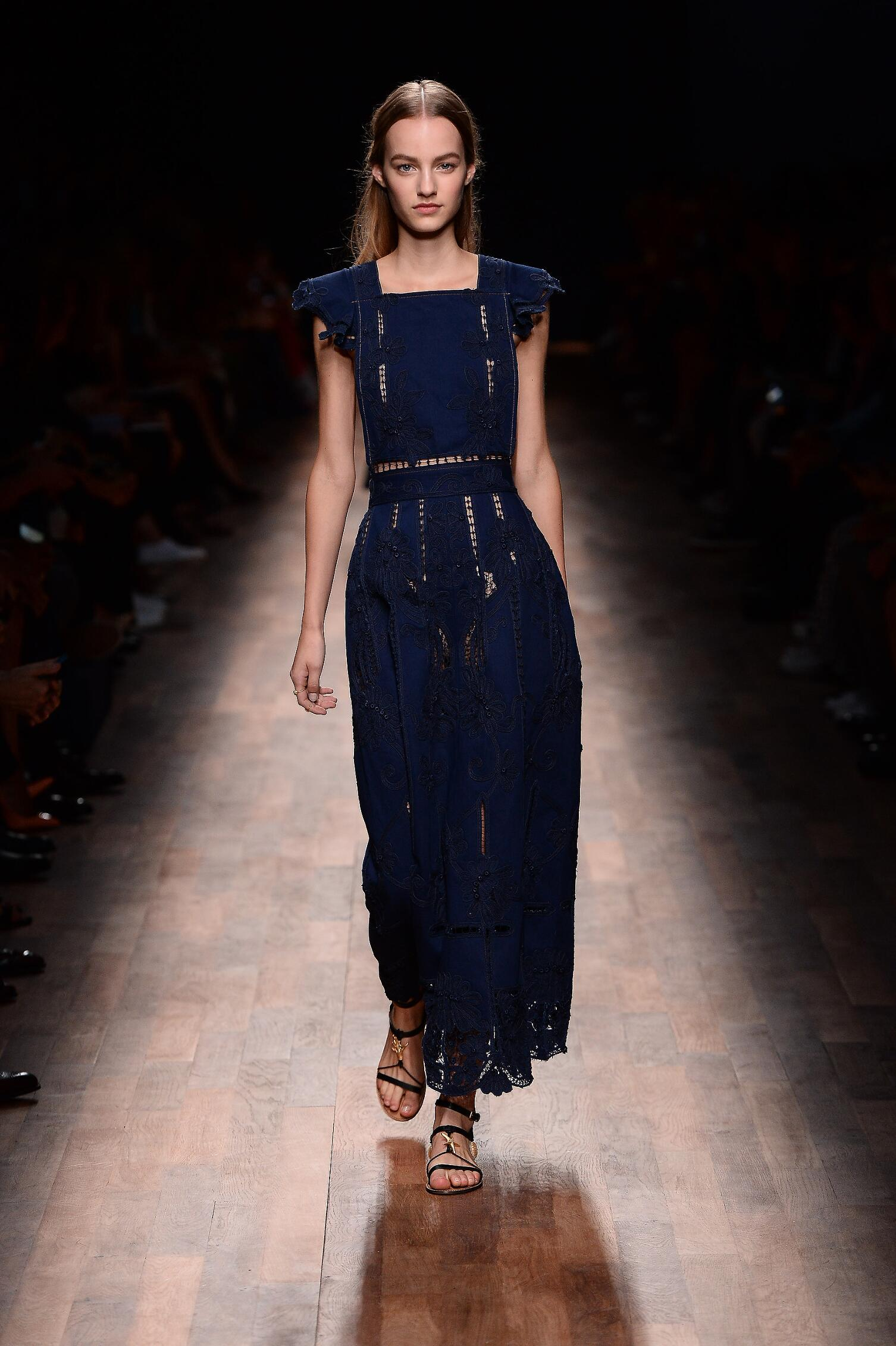 Spring 2015 Woman Fashion Show Valentino