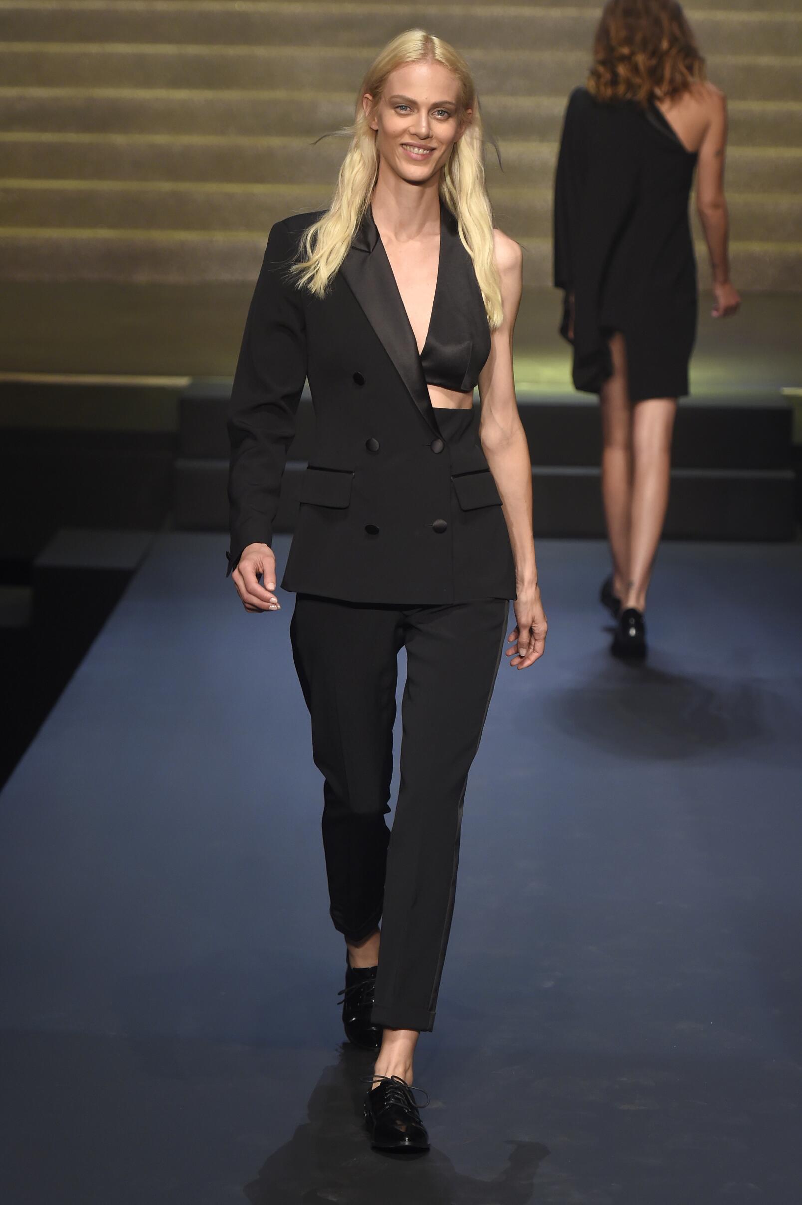 Spring Fashion 2015 Jean Paul Gaultier Paris