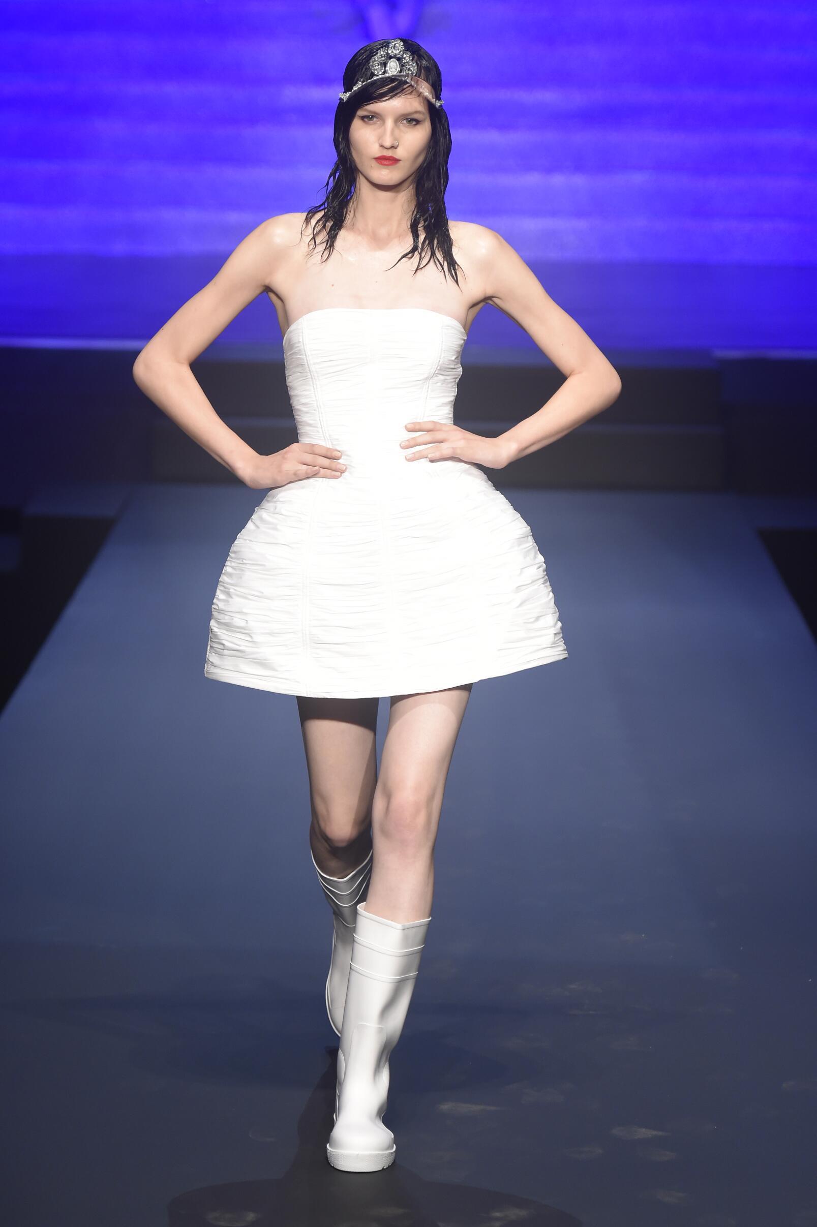 Spring Fashion 2015 Jean Paul Gaultier