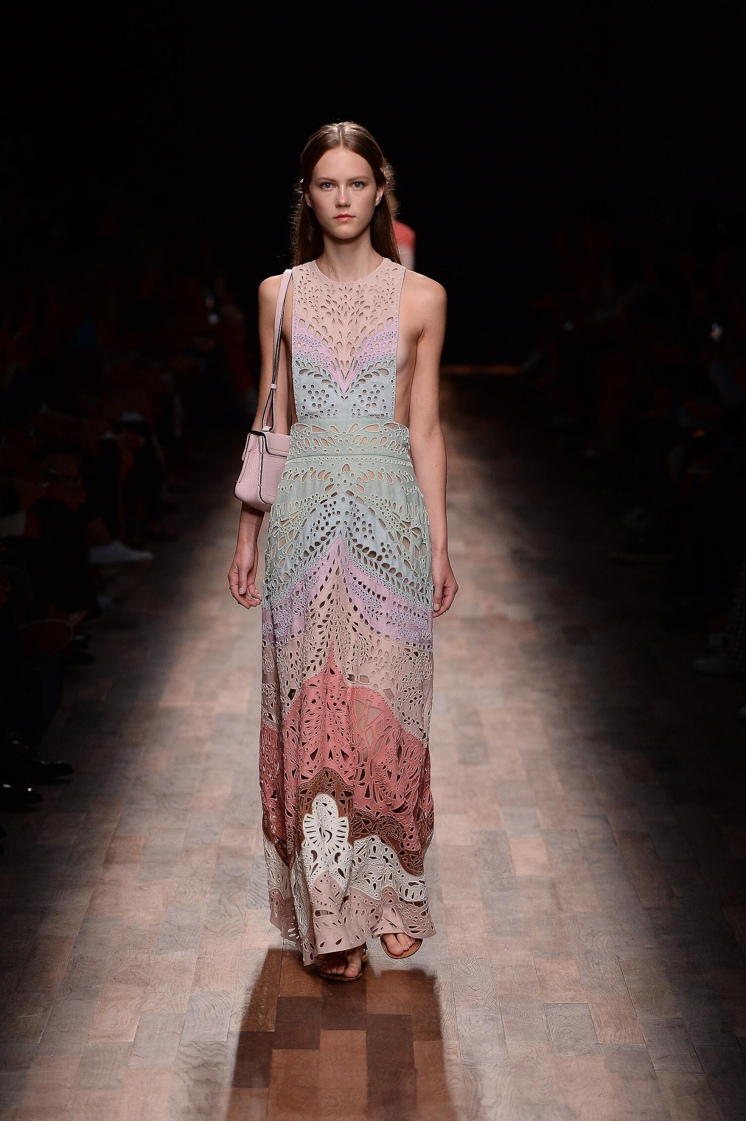 Spring Fashion 2015 Valentino