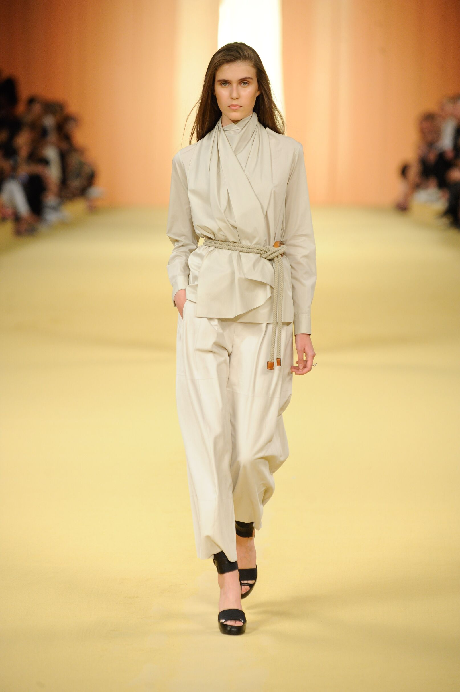 Spring Summer 2015 Fashion Model Hermès
