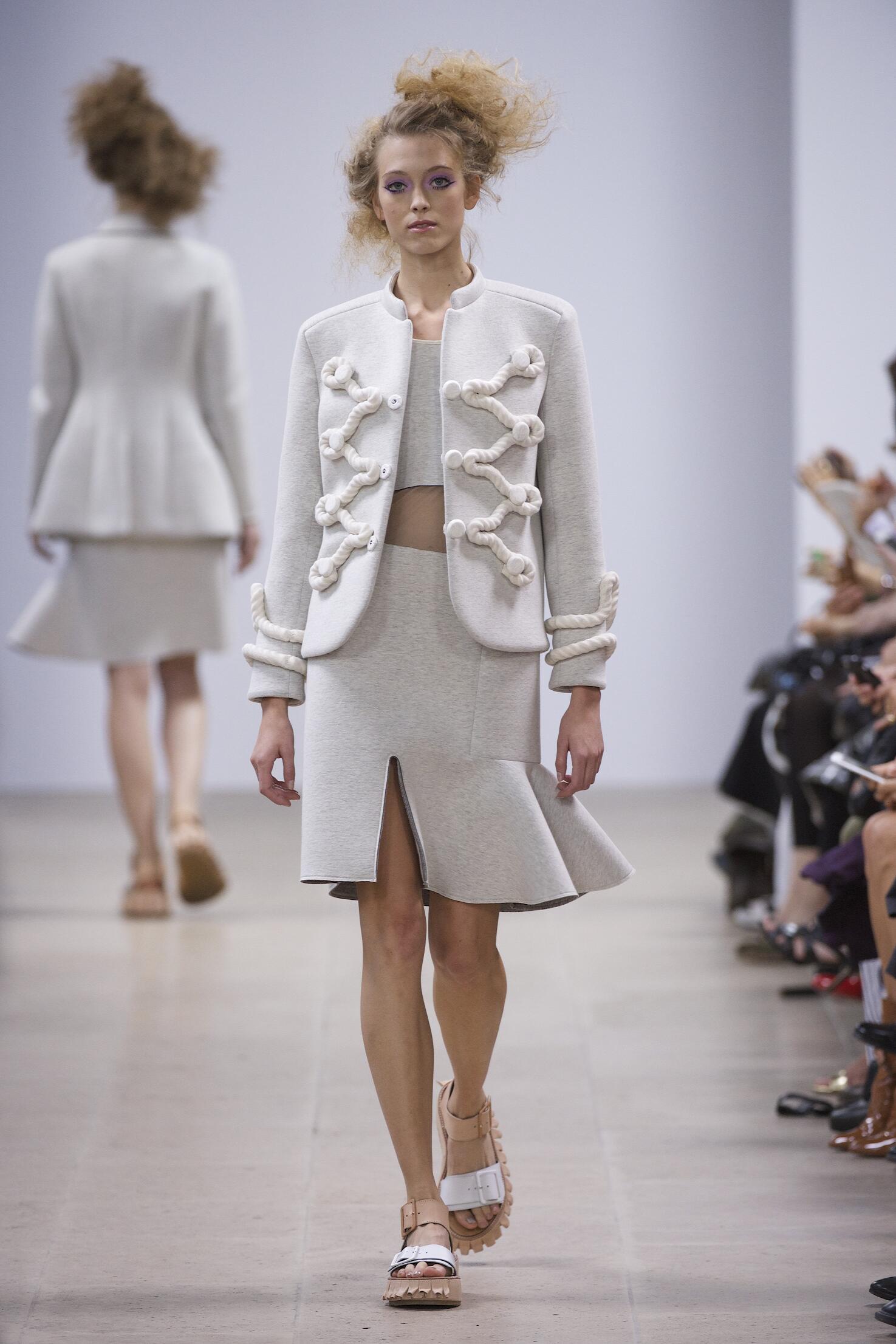Spring Summer 2015 Fashion Model Julien David
