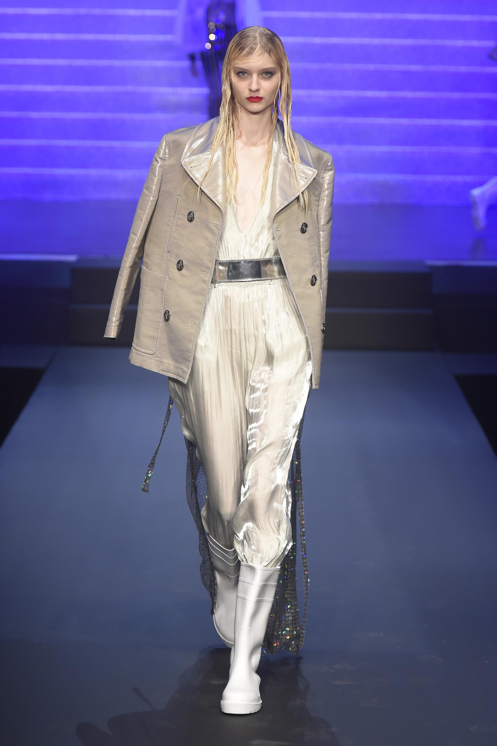 Spring Summer 2015 Woman Paris Jean Paul Gaultier Collection
