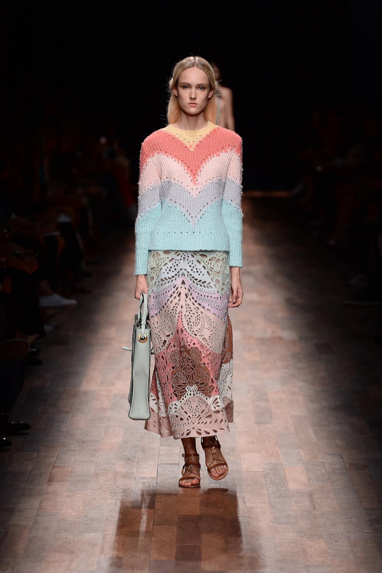 Spring Summer 2015 Woman Paris Valentino Collection