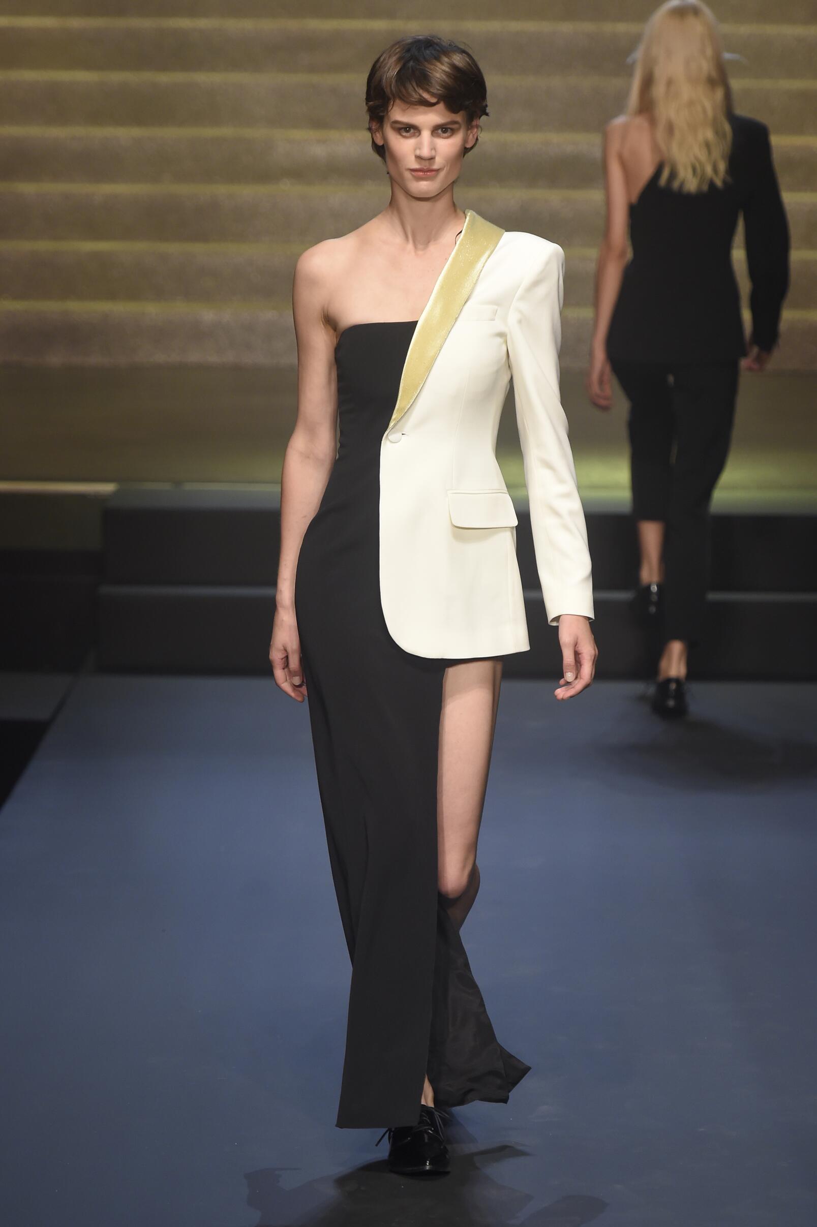 Spring Summer 2015 Womens Jean Paul Gaultier Collection Paris