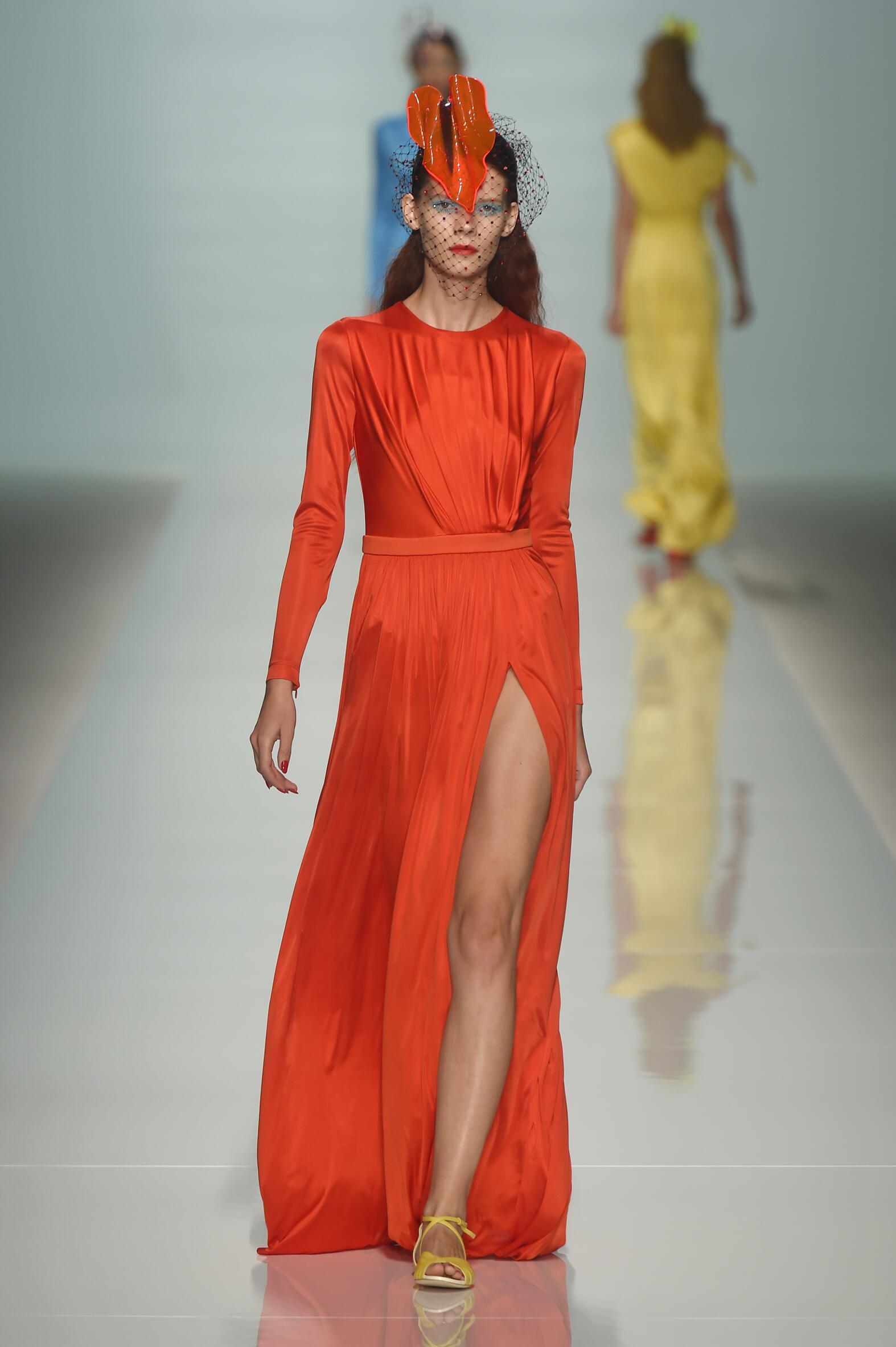 Summer 2015 Fashion Show Emanuel Ungaro