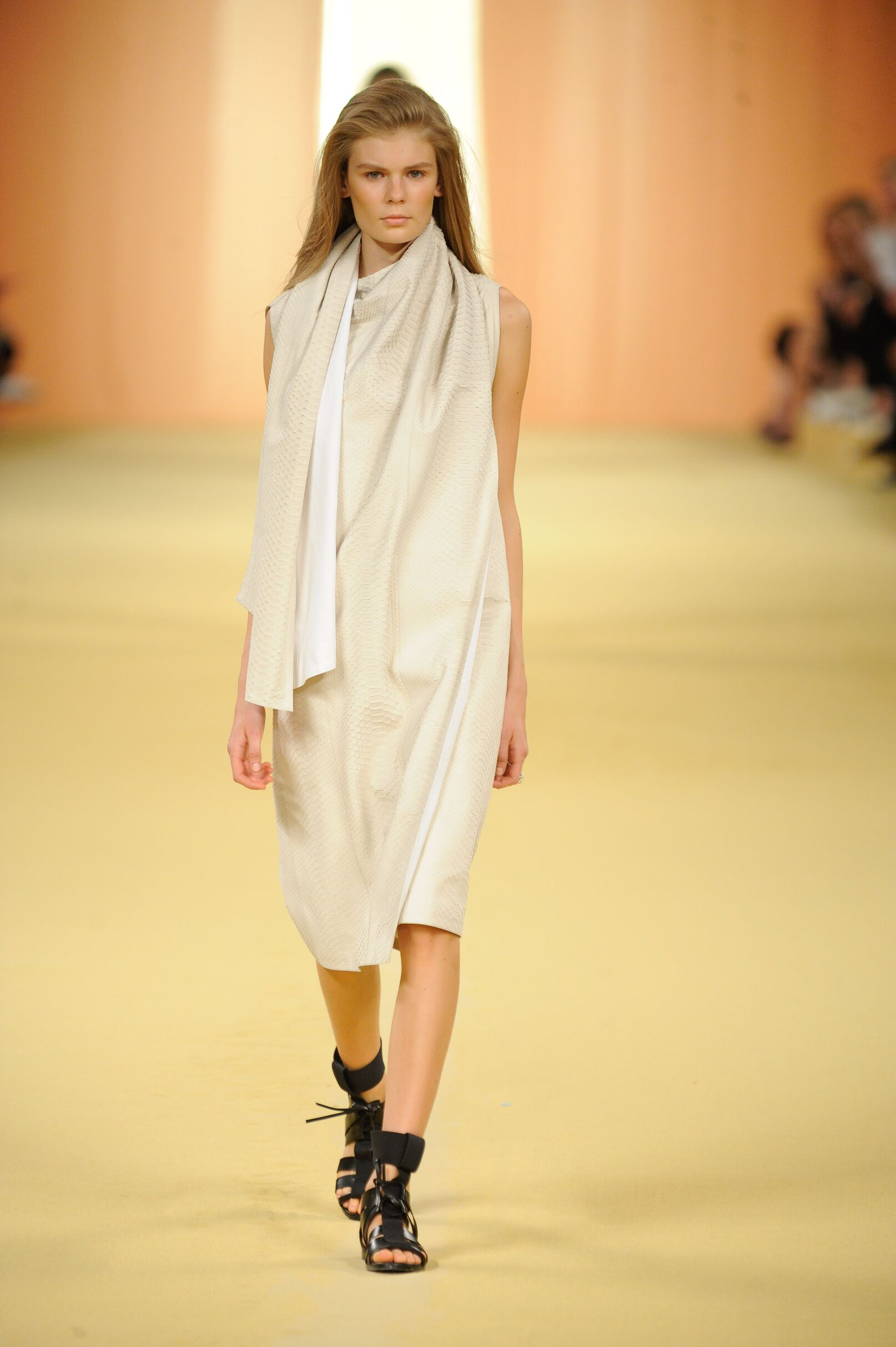 Summer 2015 Fashion Show Hermès