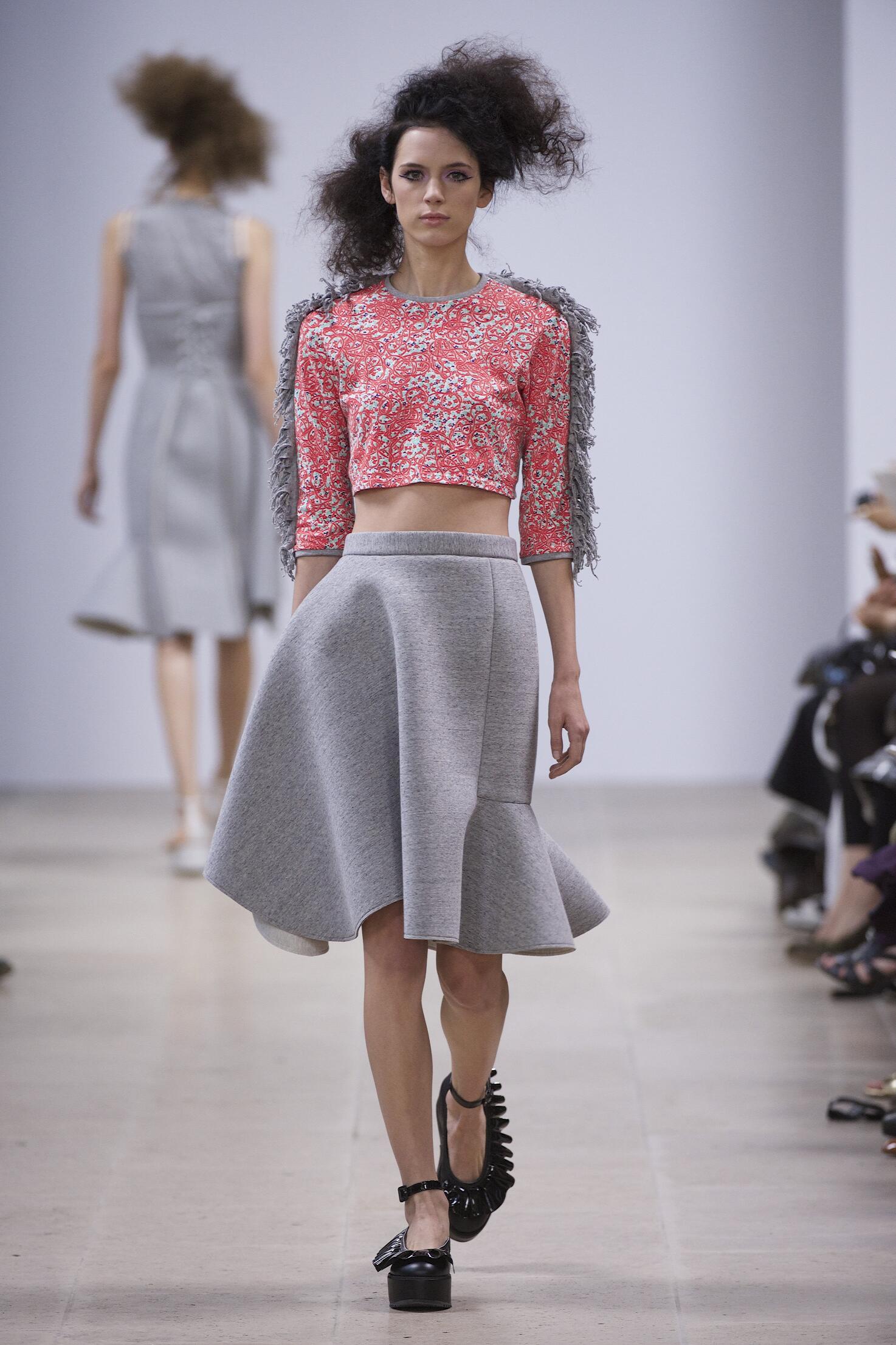 Summer 2015 Fashion Show Julien David