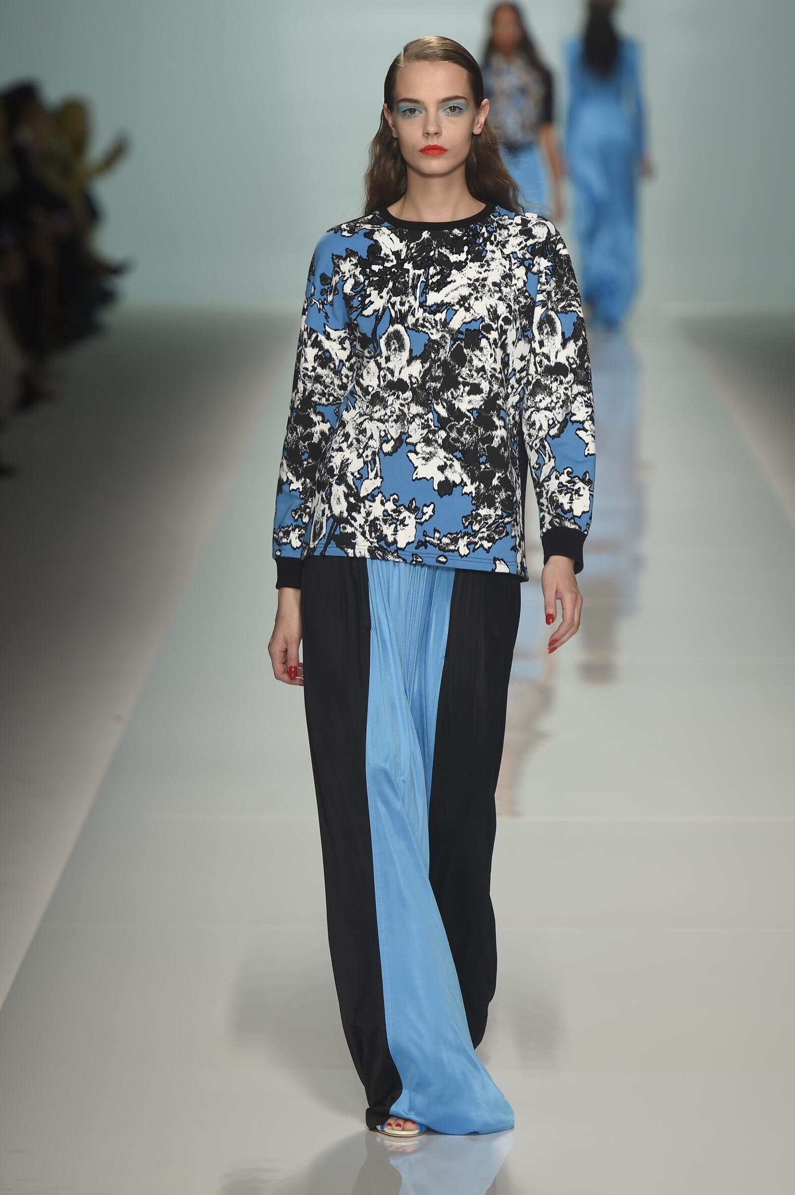 Summer 2015 Fashion Trends Emanuel Ungaro