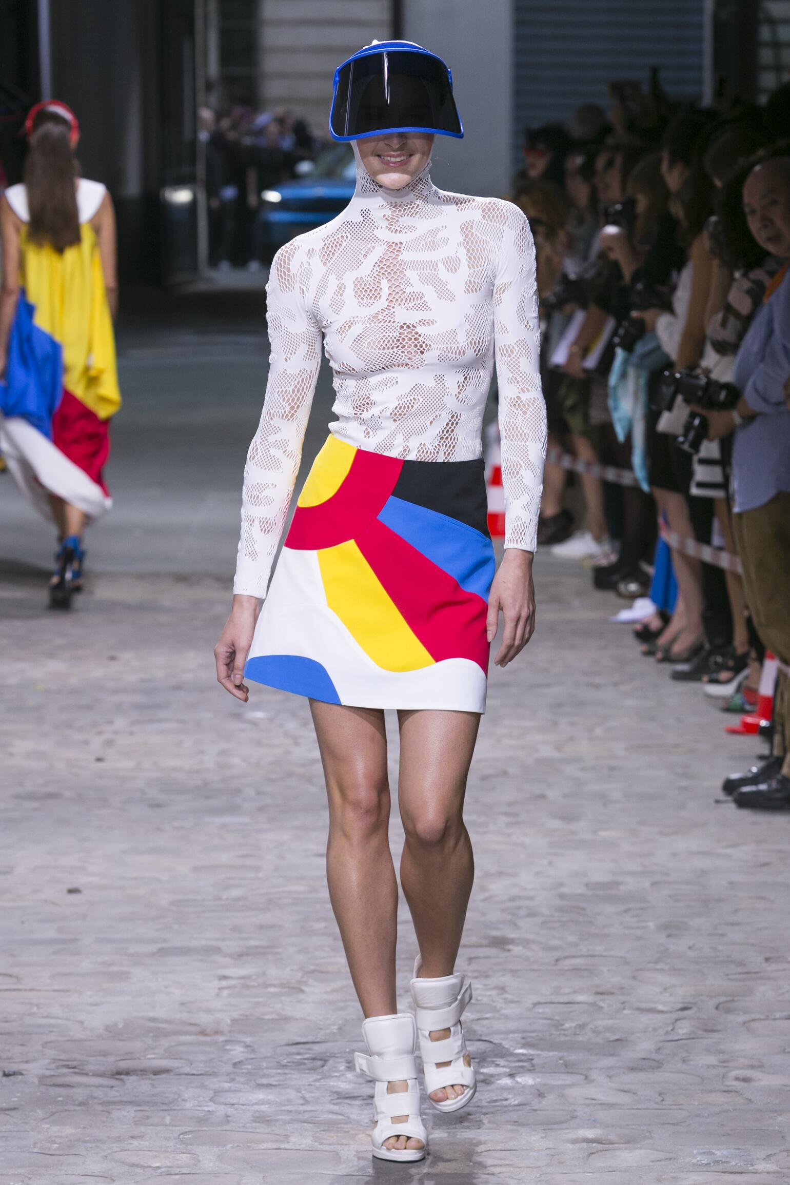 Summer 2015 Fashion Trends Jean-Charles de Castelbajac
