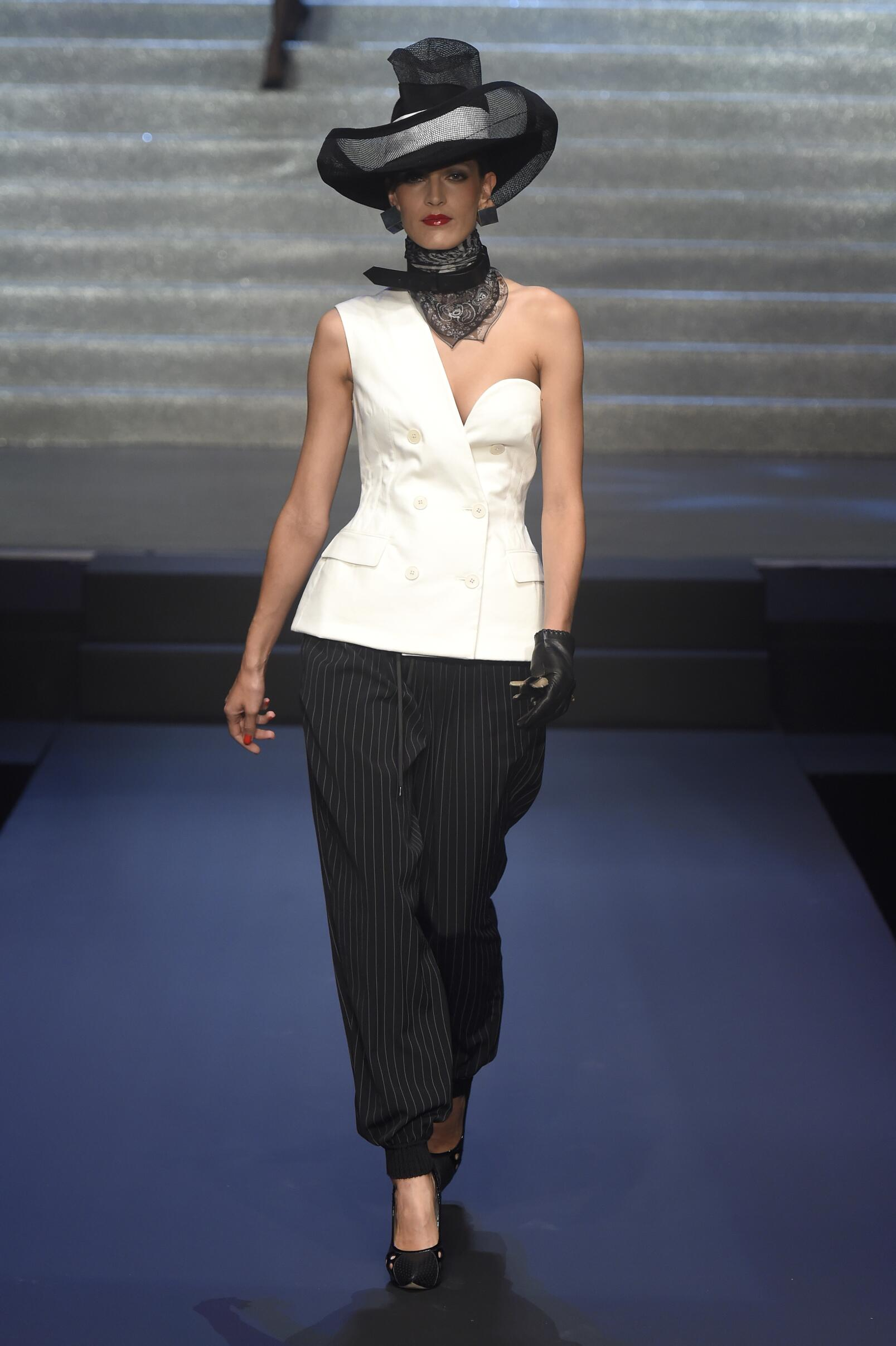 Summer 2015 Fashion Trends Jean Paul Gaultier