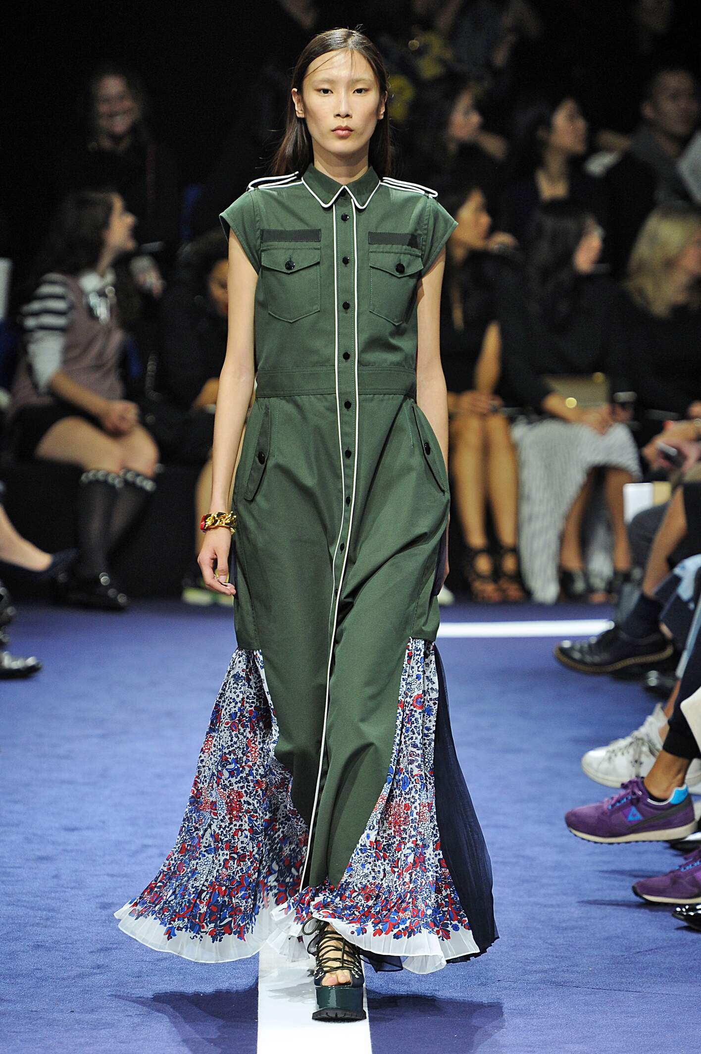 Summer 2015 Fashion Trends Sacai