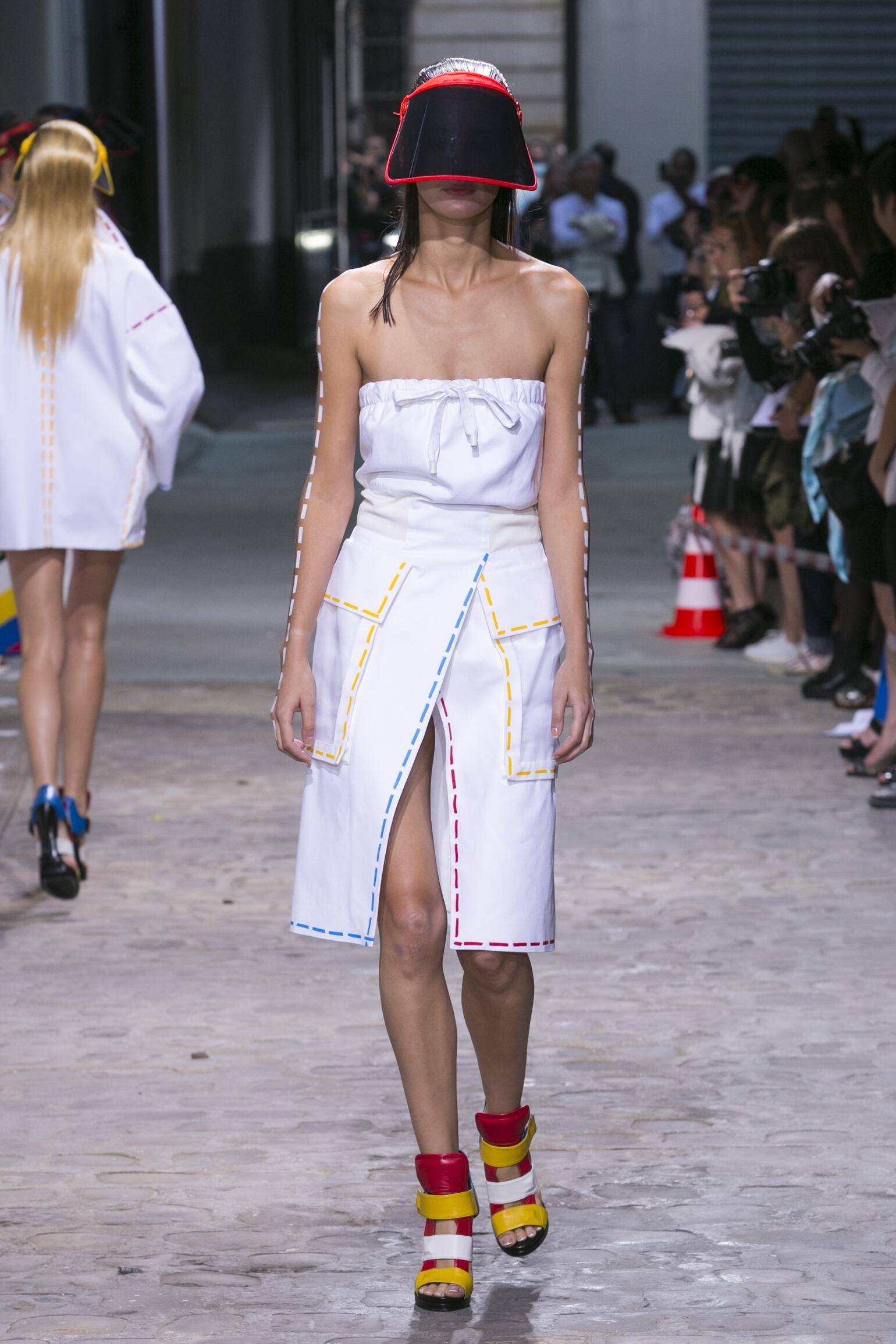 Summer 2015 Woman Trends Jean-Charles de Castelbajac