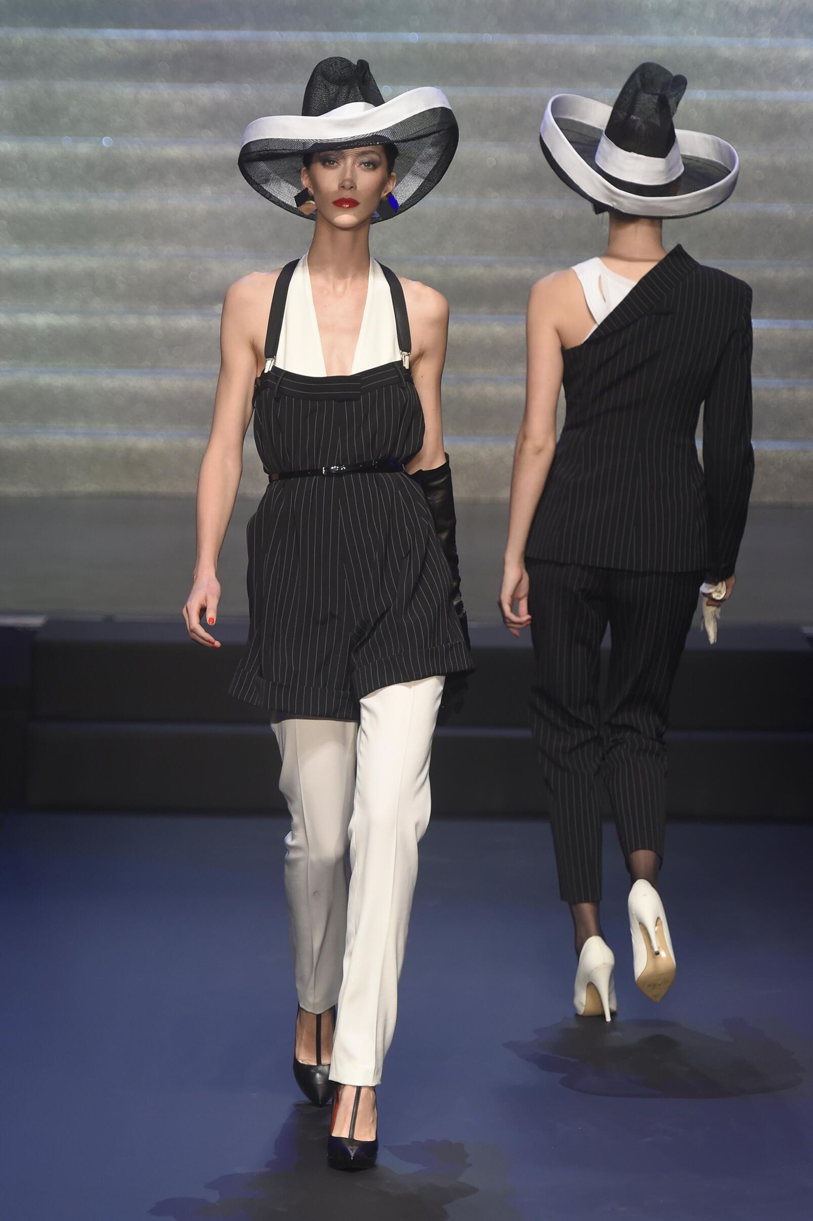 Summer 2015 Woman Trends Jean Paul Gaultier