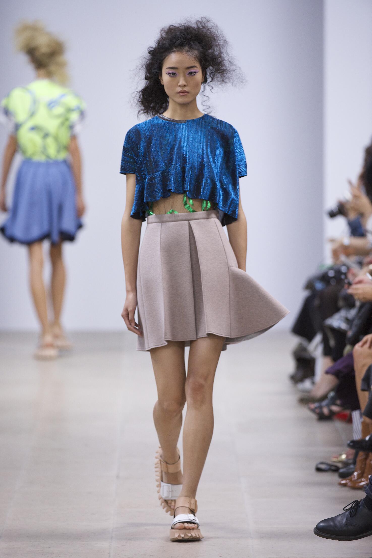 Summer 2015 Woman Trends Julien David