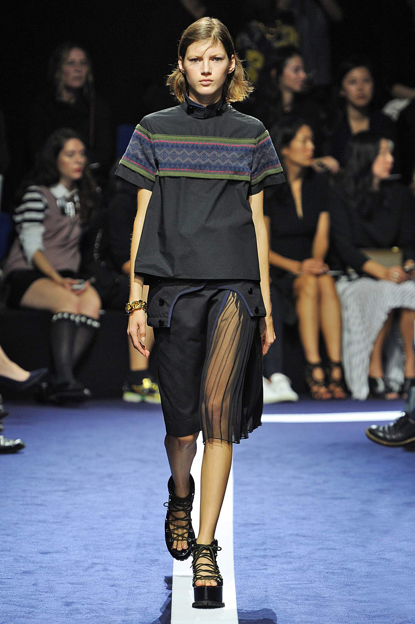 Summer 2015 Woman Trends Sacai