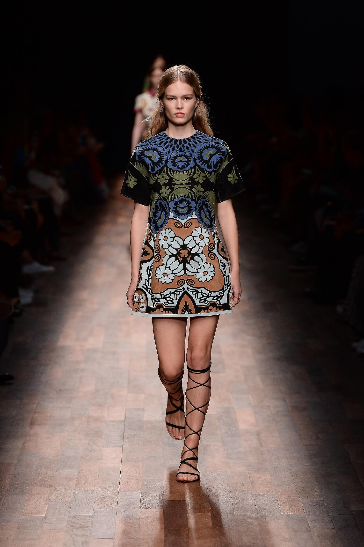 Summer 2015 Woman Trends Valentino
