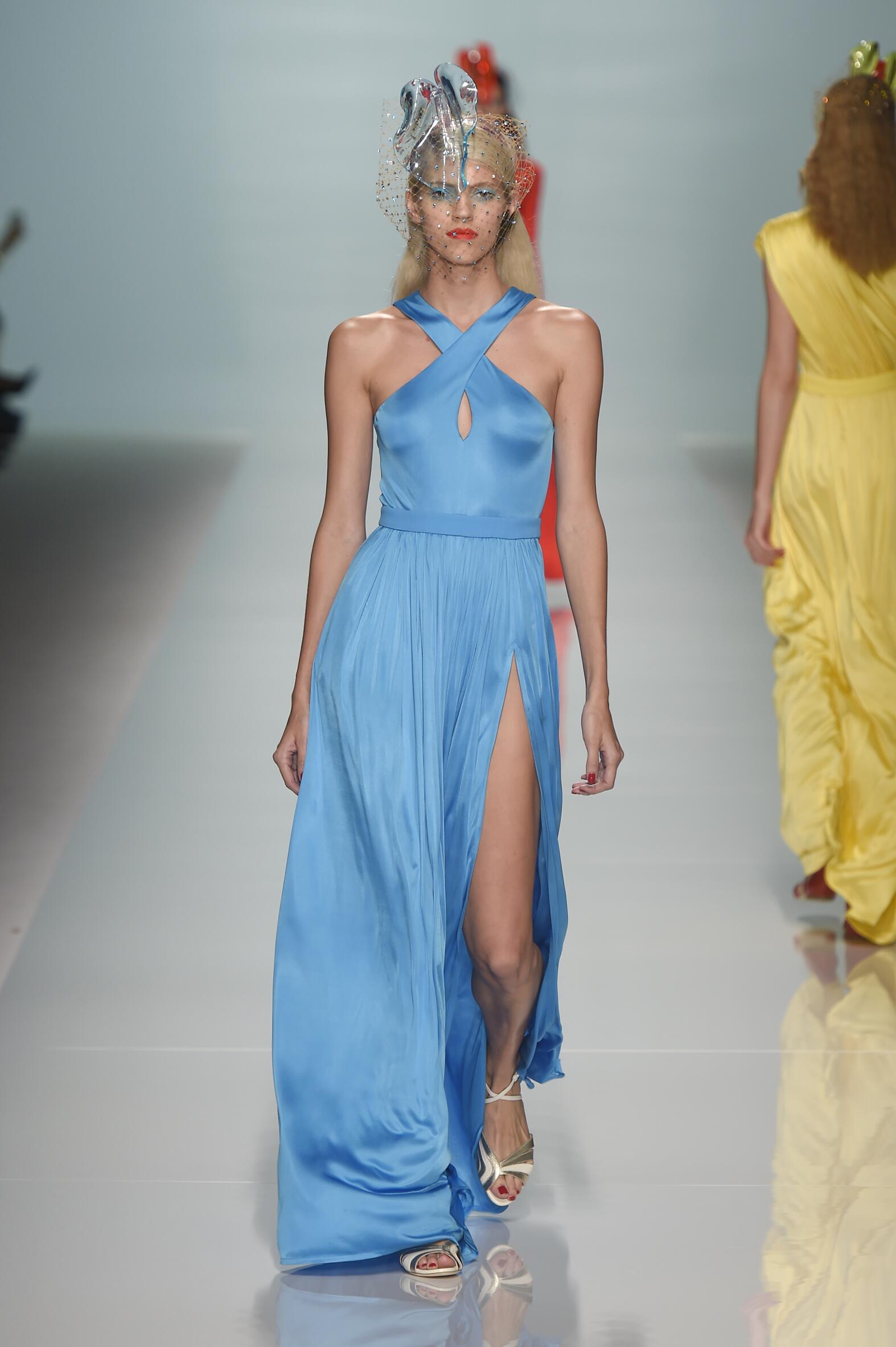 Summer Emanuel Ungaro Trends 2015 Woman