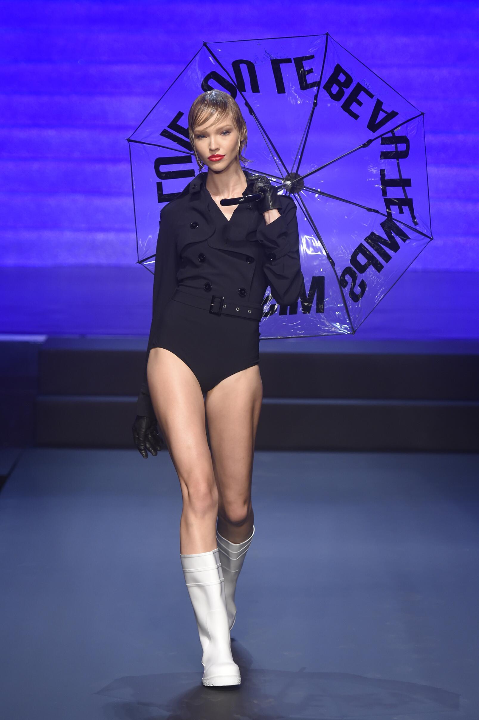 Summer Fashion Trends 2015 Jean Paul Gaultier