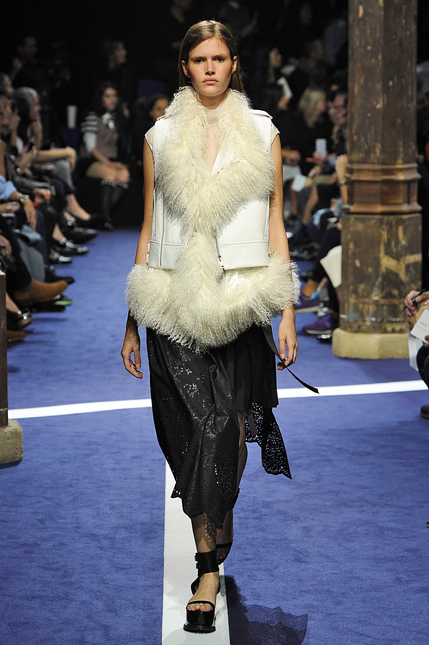 Summer Fashion Trends 2015 Sacai