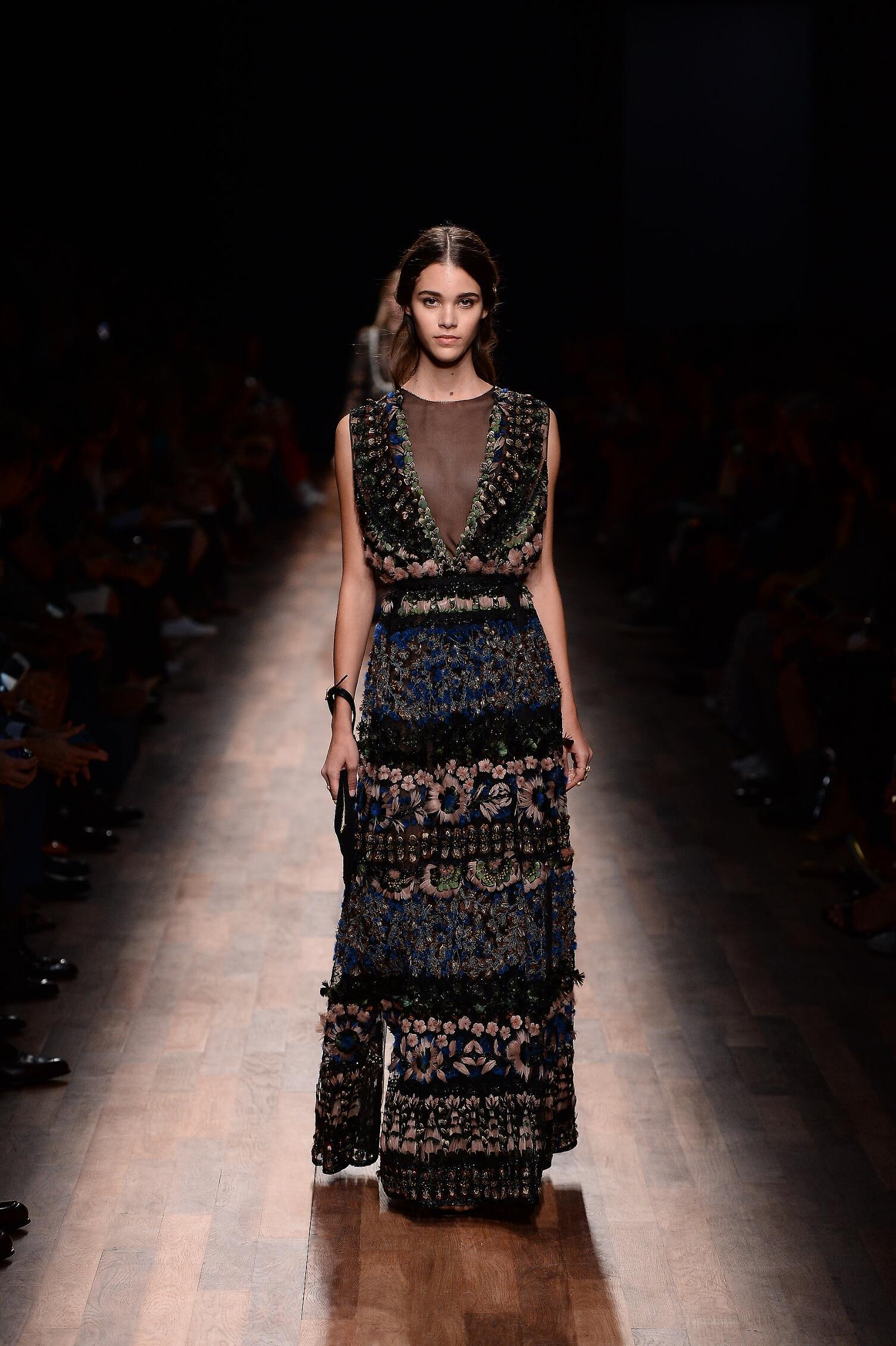 Summer Fashion Trends 2015 Valentino Paris