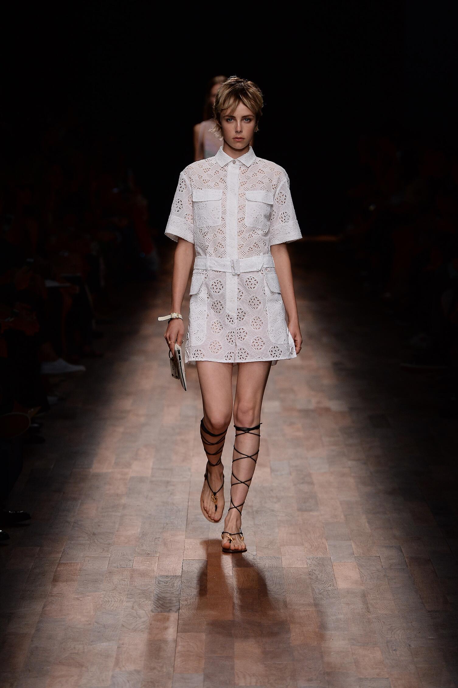 Summer Fashion Trends 2015 Valentino