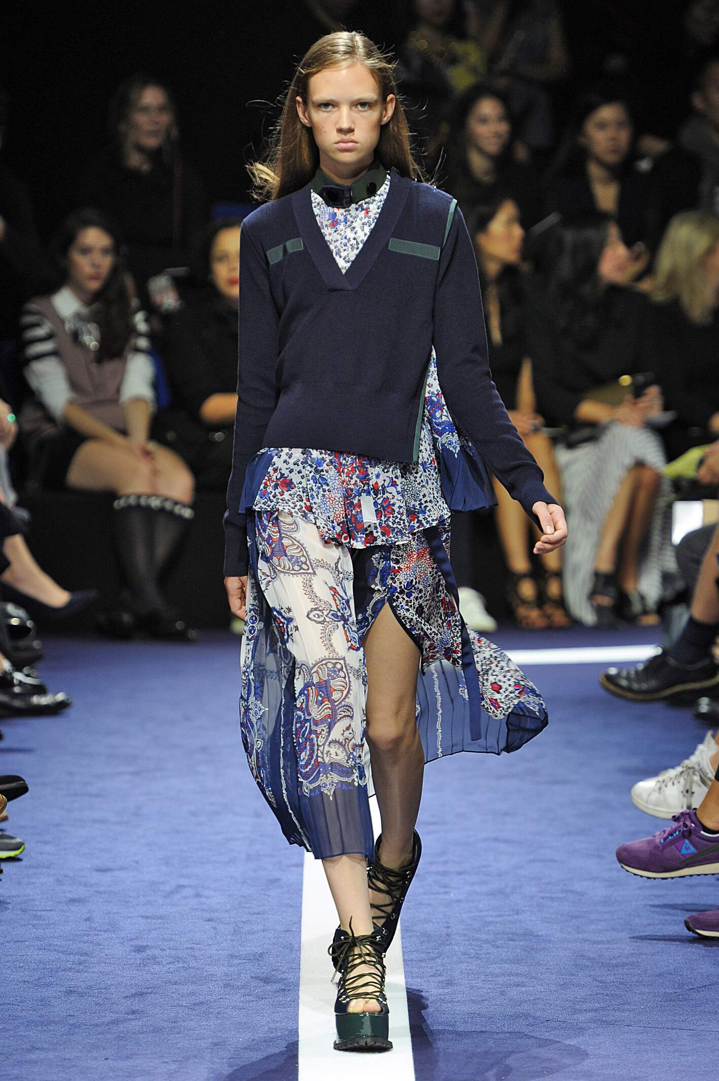 Summer Sacai Trends 2015 Woman