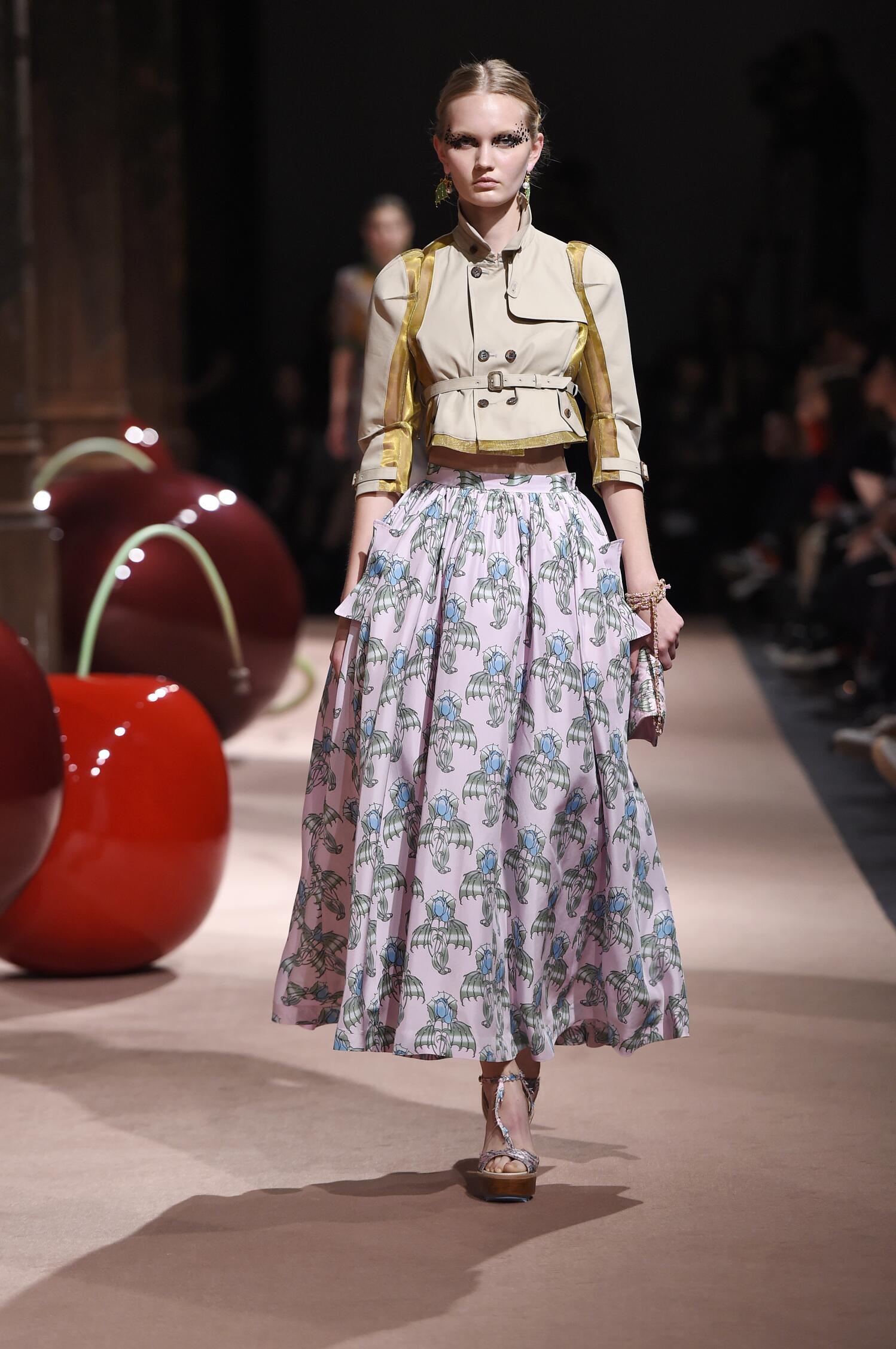 Undercover Paris Fashion Week Womenswear