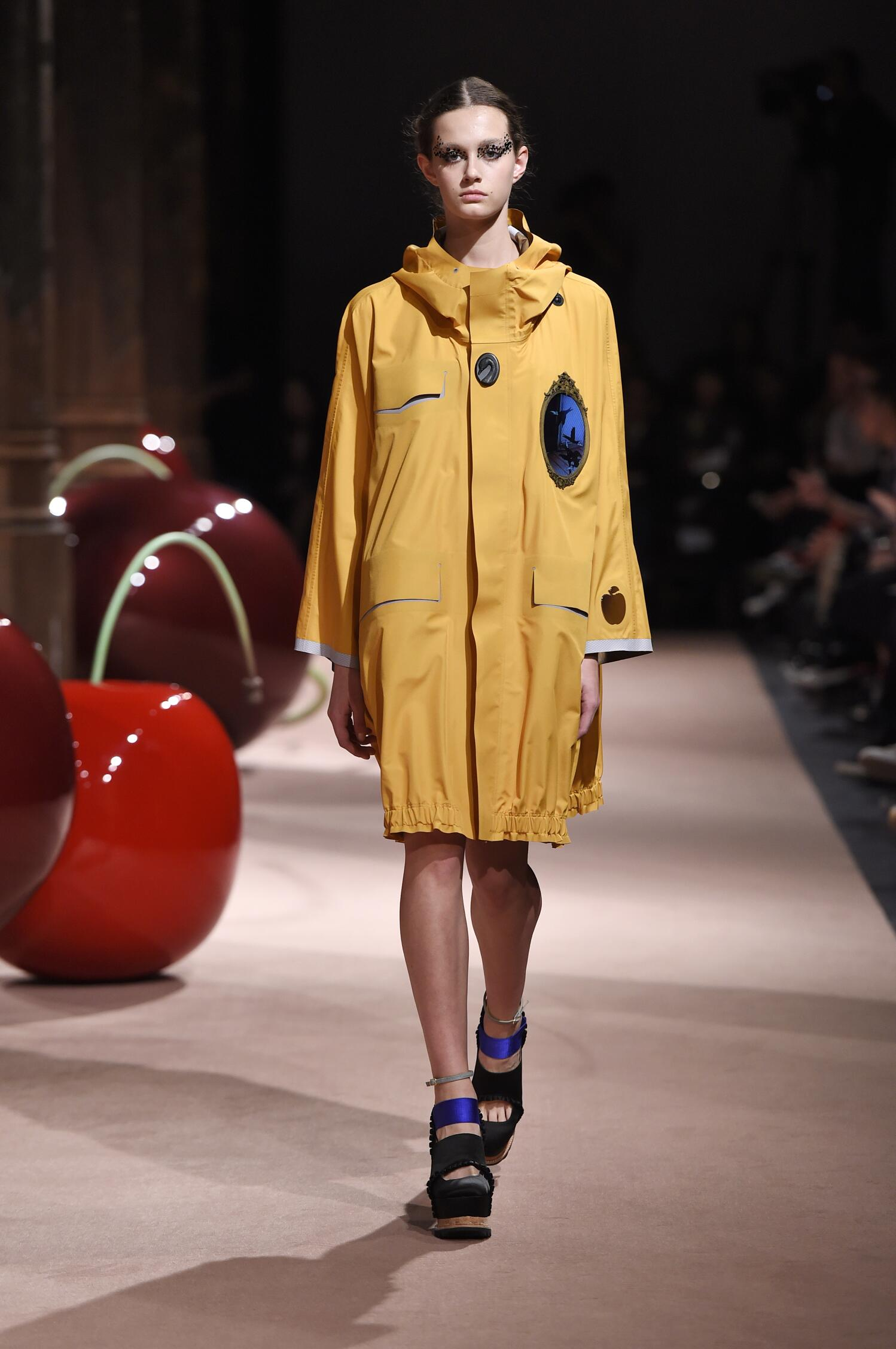 Undercover Spring Summer 2015 Womens Collection Paris Fashion Week