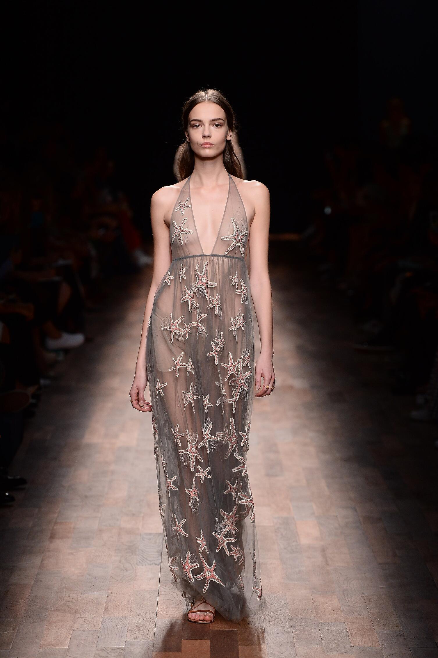 Valentino 15 Paris Womenswear