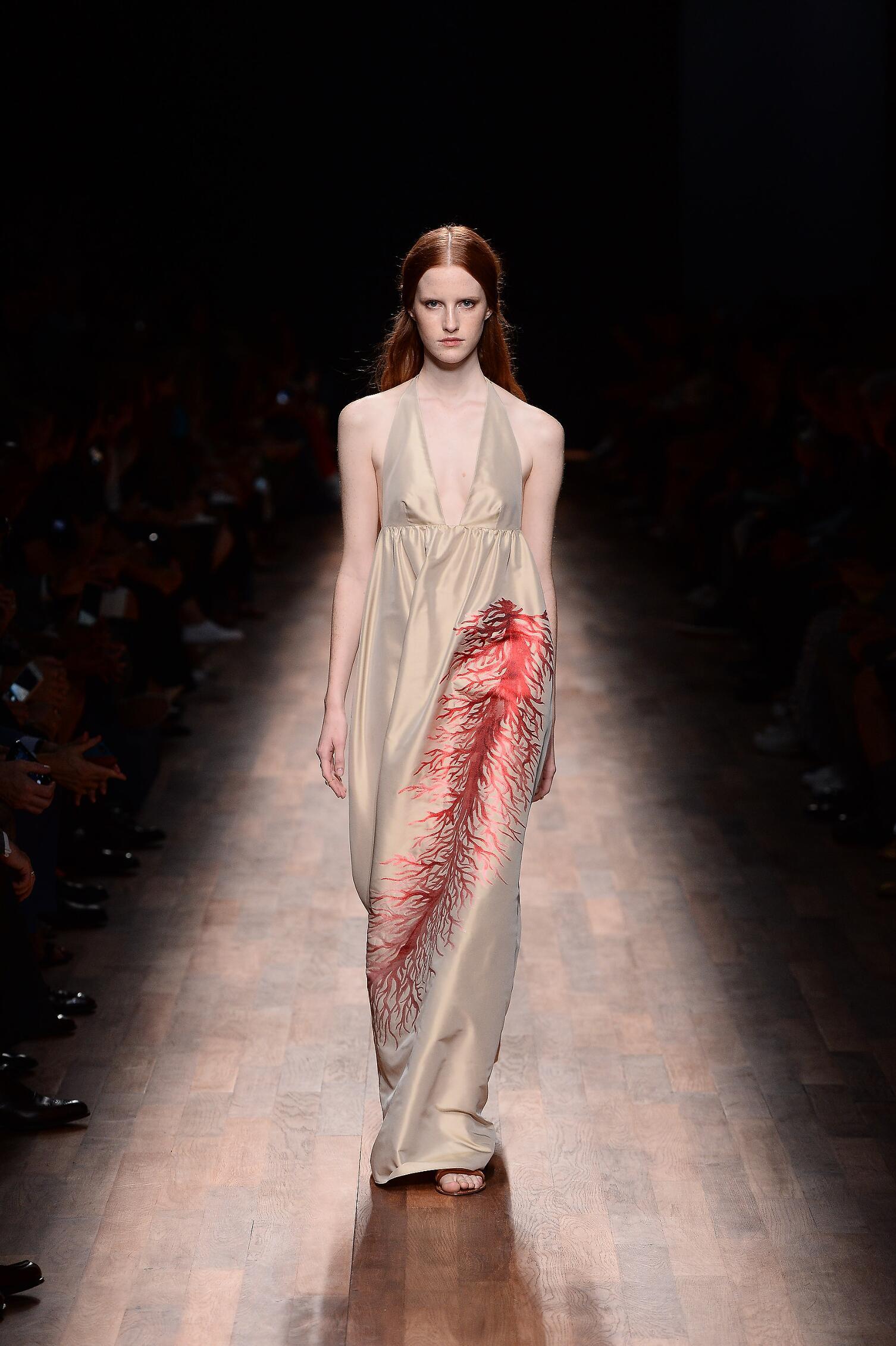 Valentino Fashion Show Paris