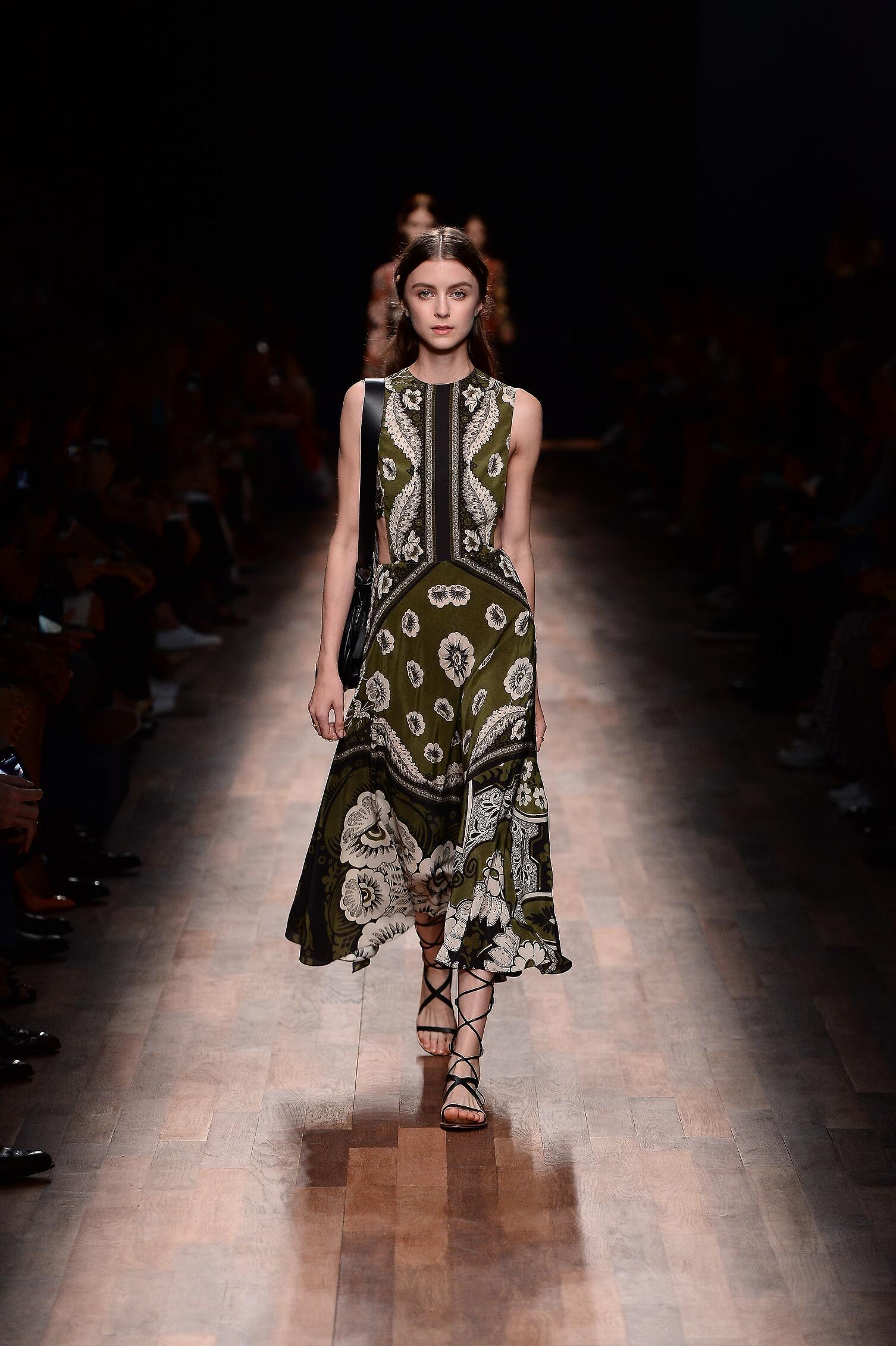 Valentino Paris Fashion Week Womenswear