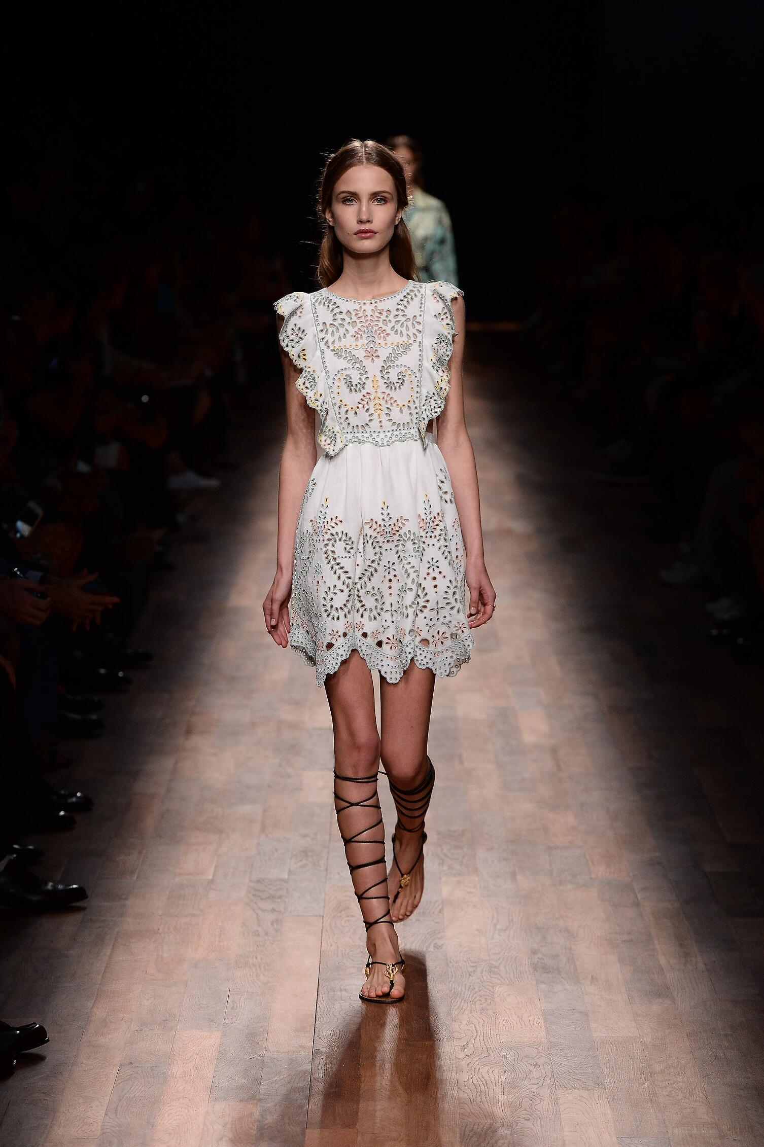 Valentino Spring Summer 2015 Paris