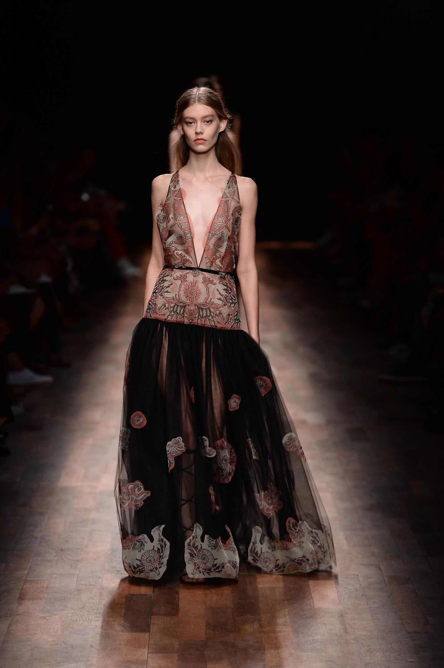 Valentino Summer 2015 Catwalk Paris