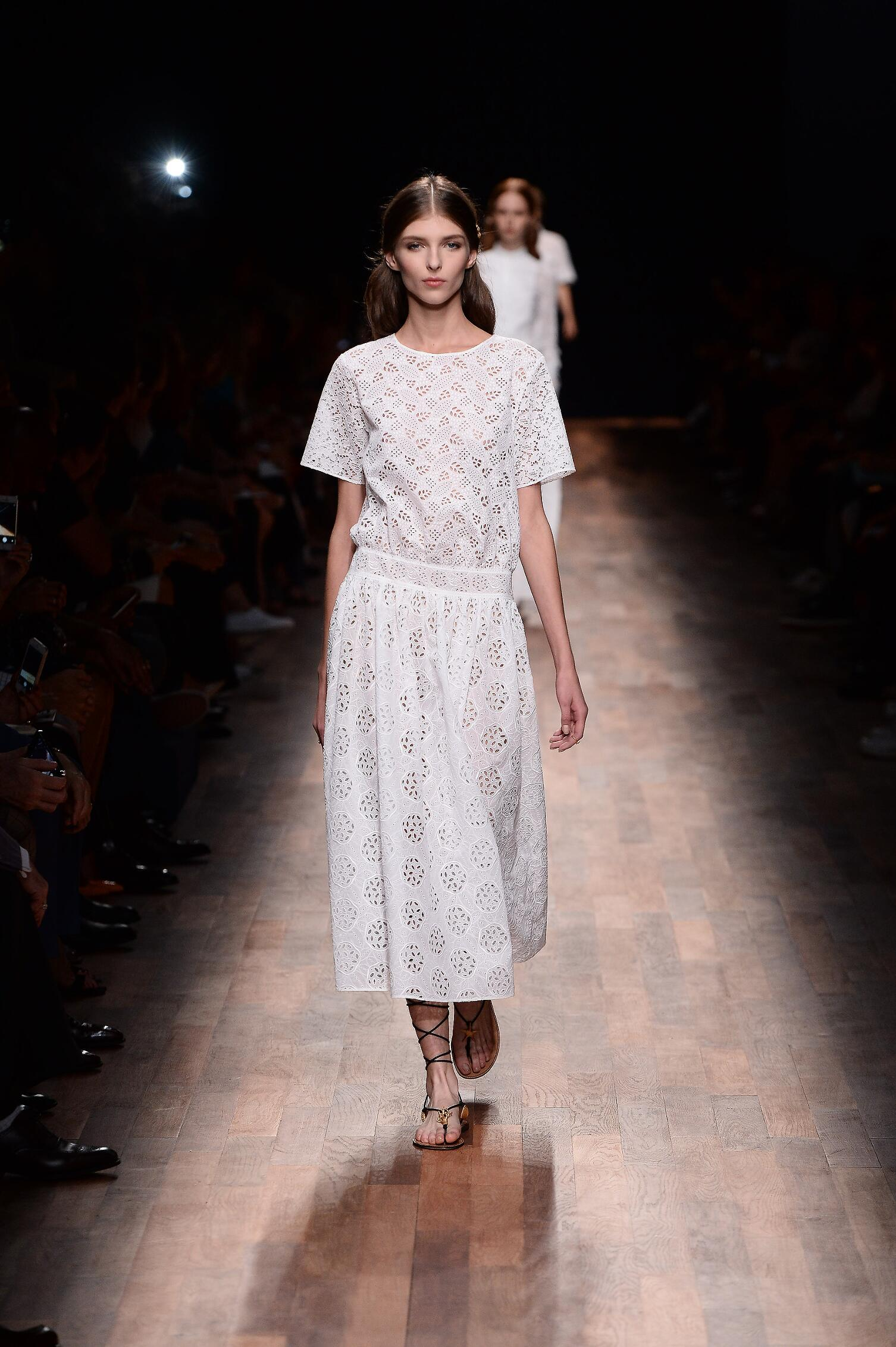 Valentino Summer 2015 Catwalk