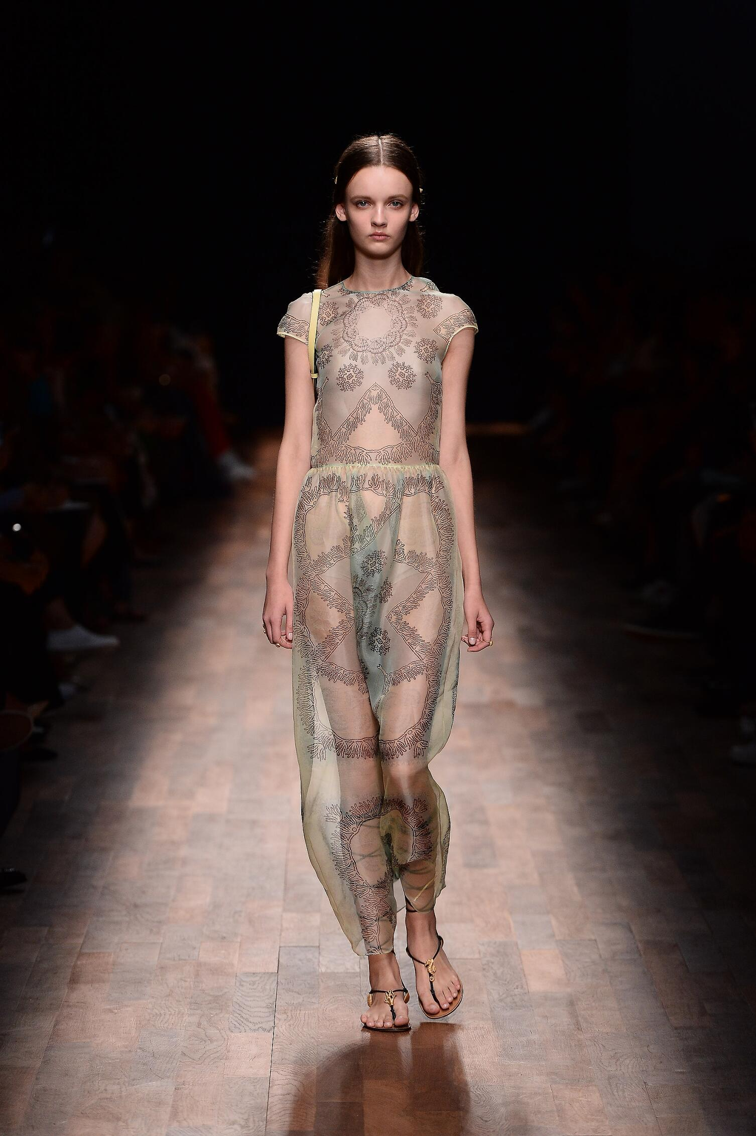 Valentino Woman Style Paris