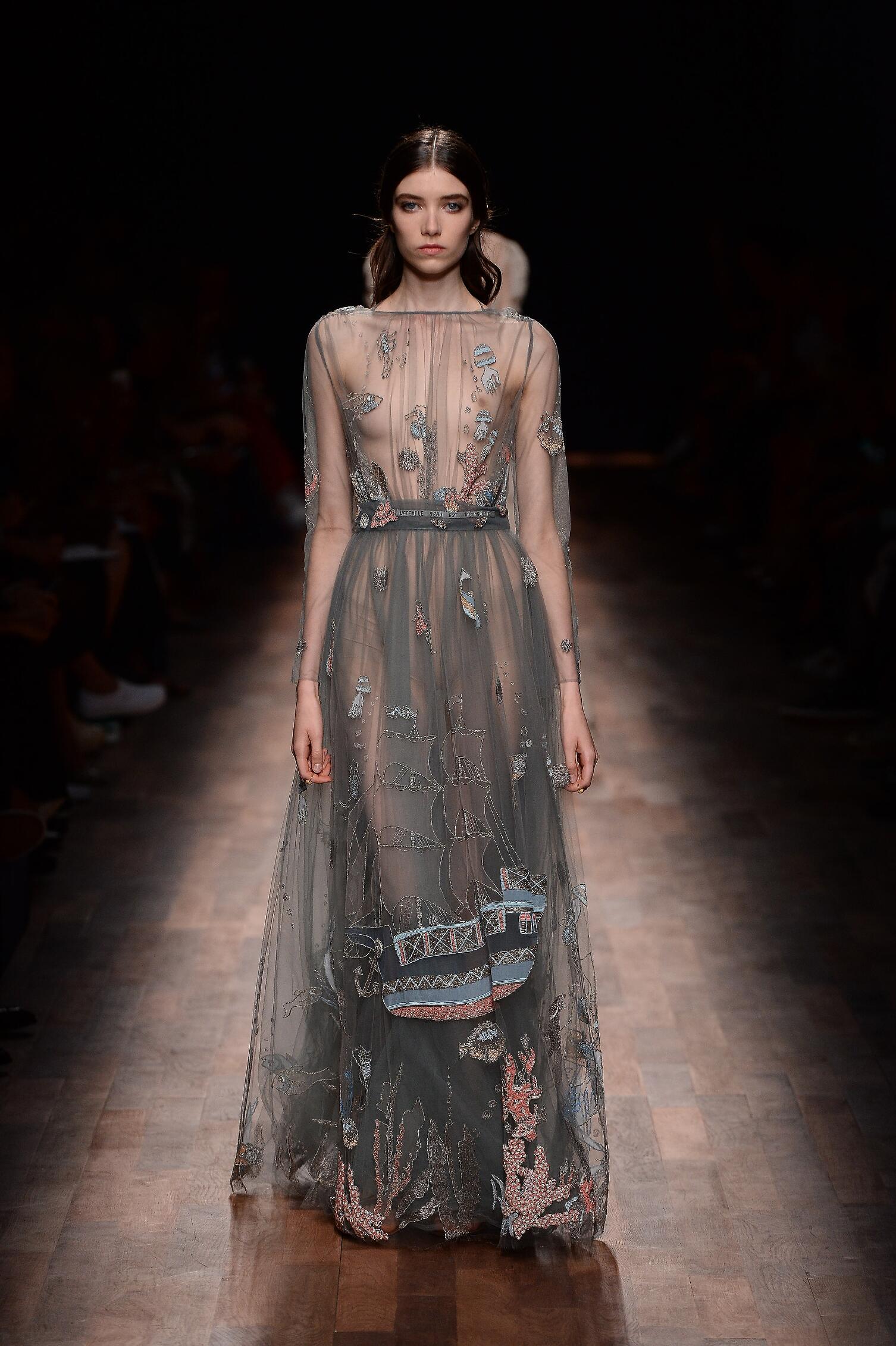 Valentino Womenswear Paris